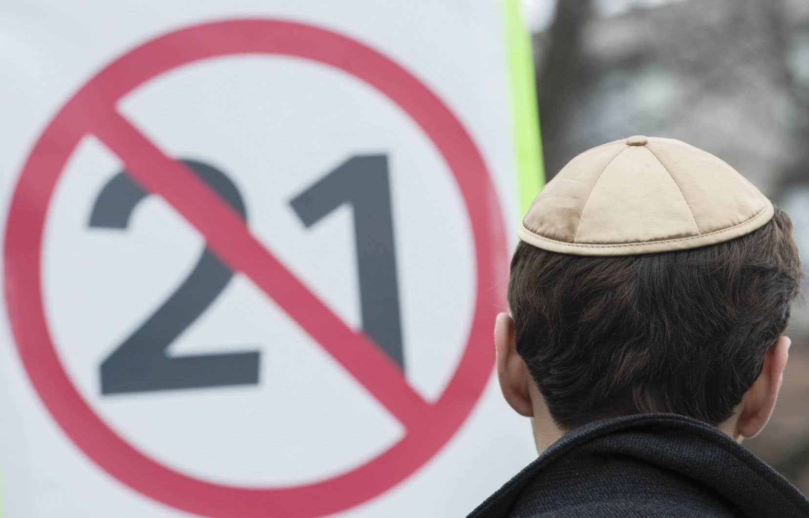 Depuis plusieurs semaines, le projet de loi sur la laïcité de l'État polarise la population québécoise.