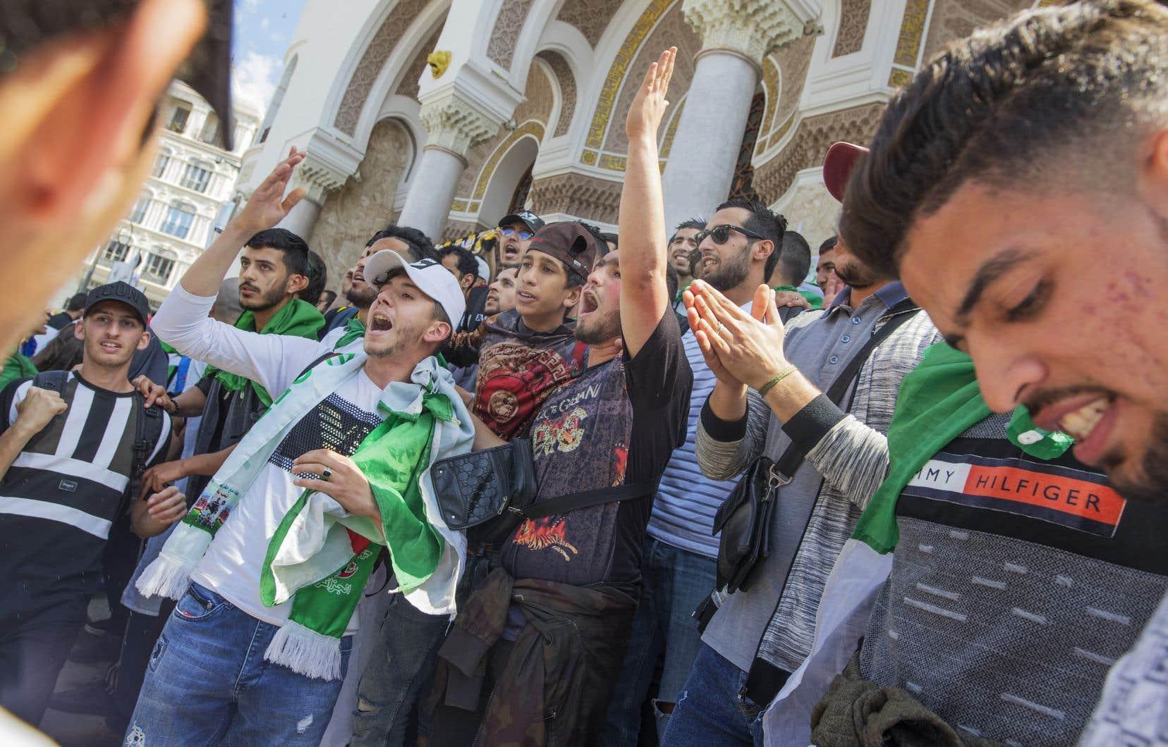 Les choses s'accélèrent en Algérie.