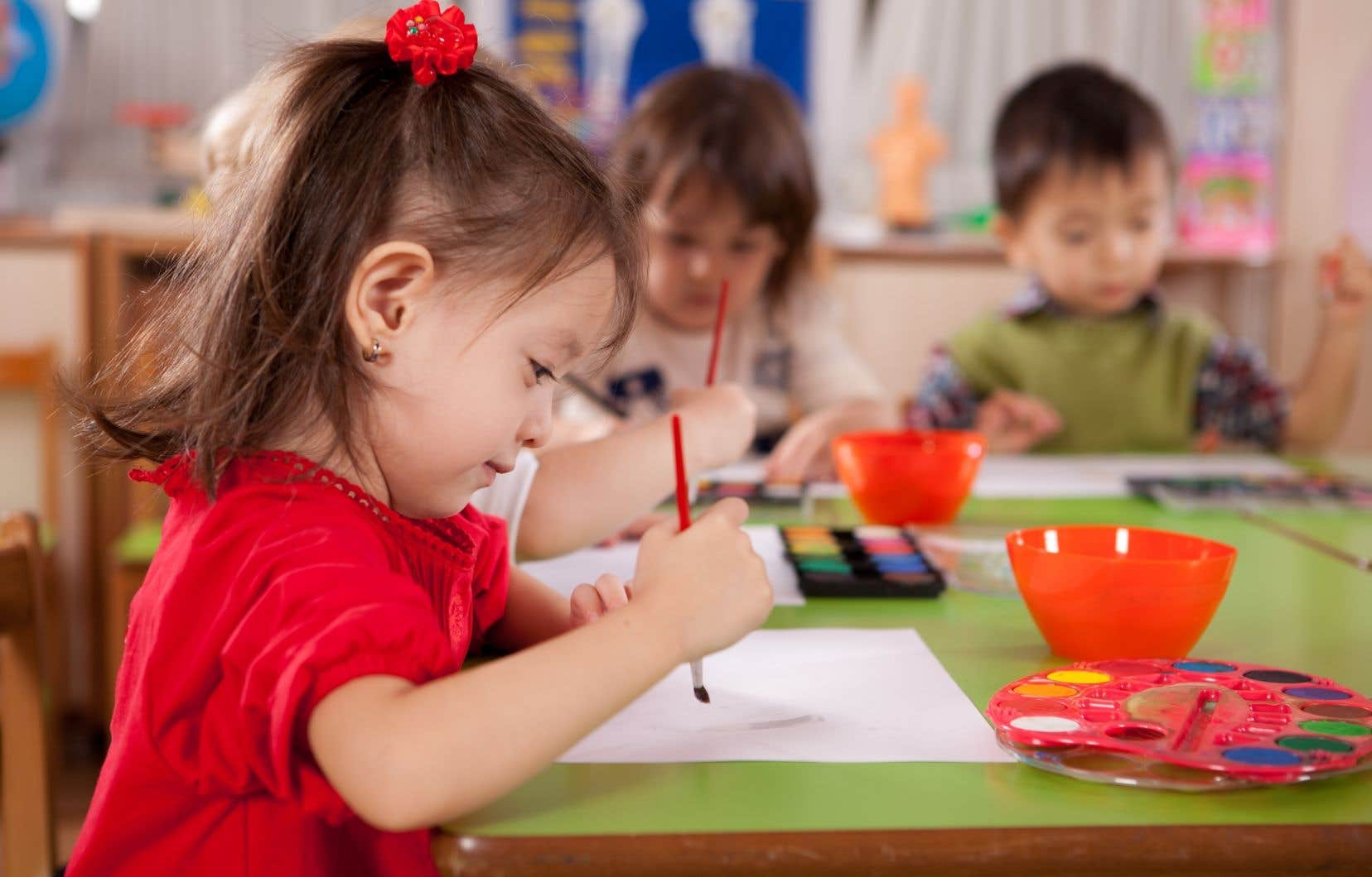 «Le gouvernement a fait preuve d'improvisation, ce qui n'a aucun sens en créant un programme aussi coûteux», estime Valérie Grenon, présidente de la FIPEQ, à propos des nouvelles classes de maternelle 4 ans.