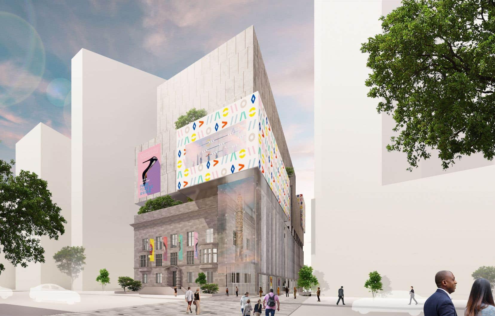 Le futur bâtiment réunira ainsi en un seul lieu trois musées fusionnés au cours des dernières années, à savoir le Musée McCord, le Musée Stewart et le Musée de la mode.