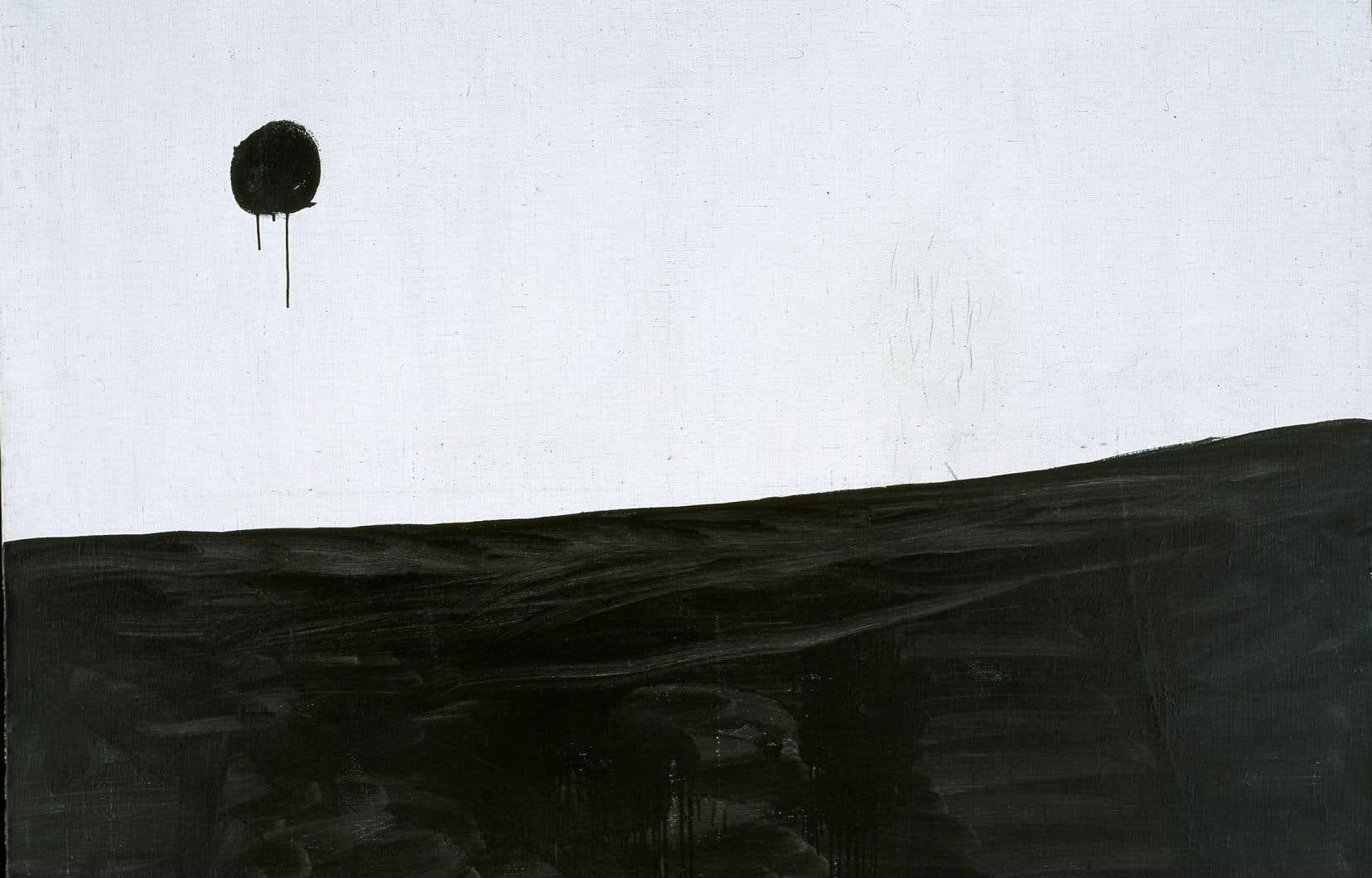 Juan Miró, «Sans titre», vers 1973