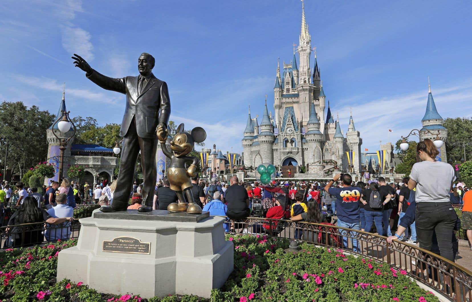 Grâce au rachat de l'essentiel du groupe Fox, Disney est devenu le premier groupe de médias et de divertissement au monde.