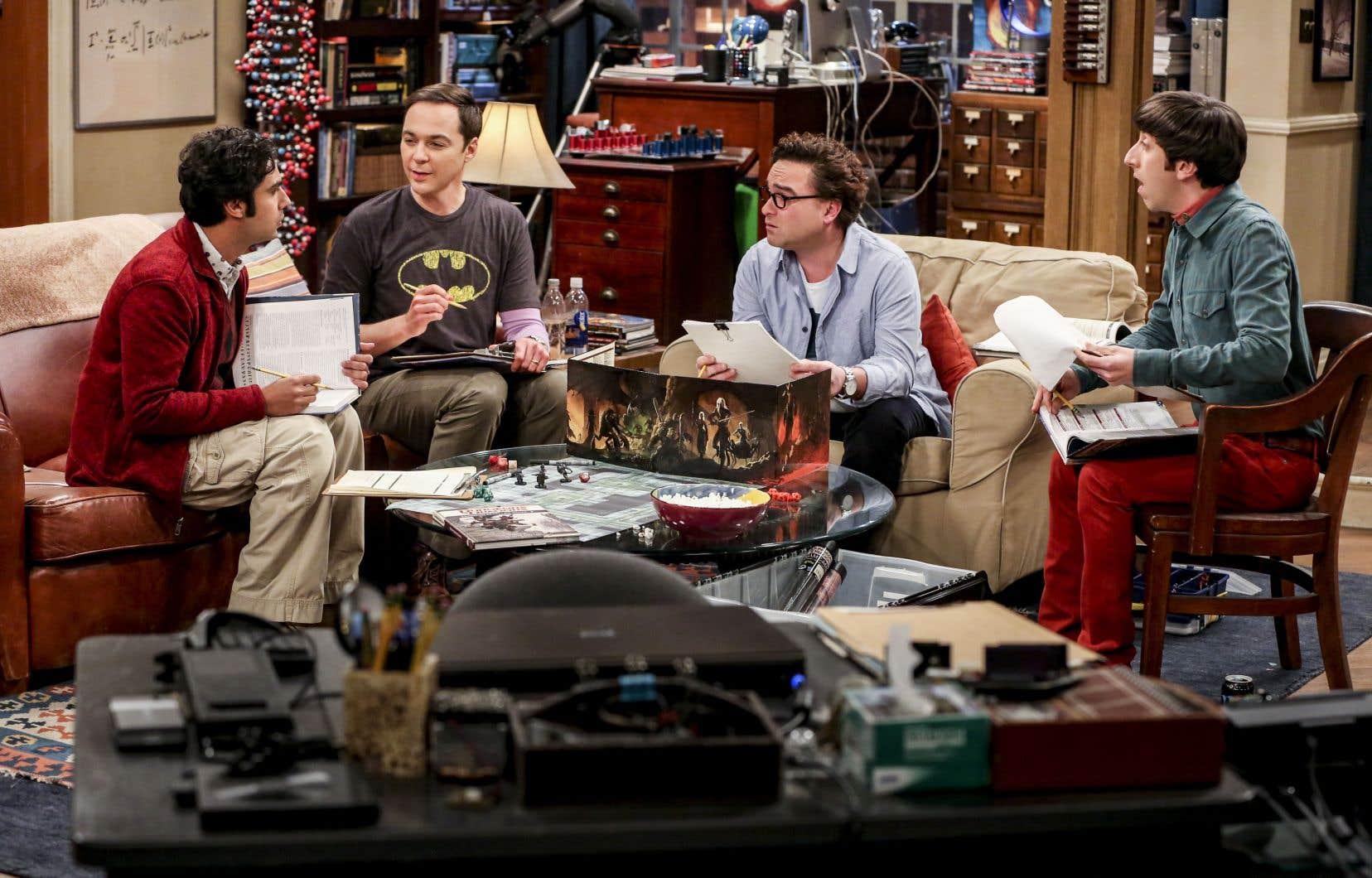 C'est fini pour la comédie de situation chérie de CBS, dont le dernier épisode sera diffusé jeudi. Après douze saisons. Deux cent soixante-dix-neuf épisodes. Et des cotes d'écoute astronomiques, qui avoisinaient l'an dernier les 19millions de téléspectateurs (aux États-Unis seulement).