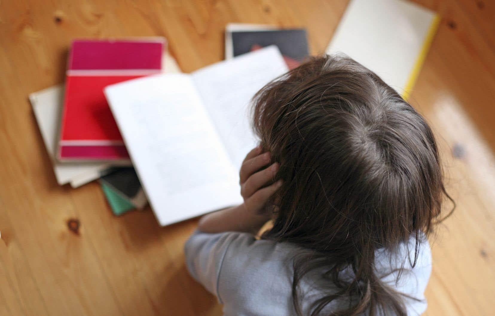 À l'aide d'un questionnaire en ligne, les chercheurs compareront le stress parental des parents ayant un enfant TDAH à celui des parents dont l'enfant n'a pas de TDAH.