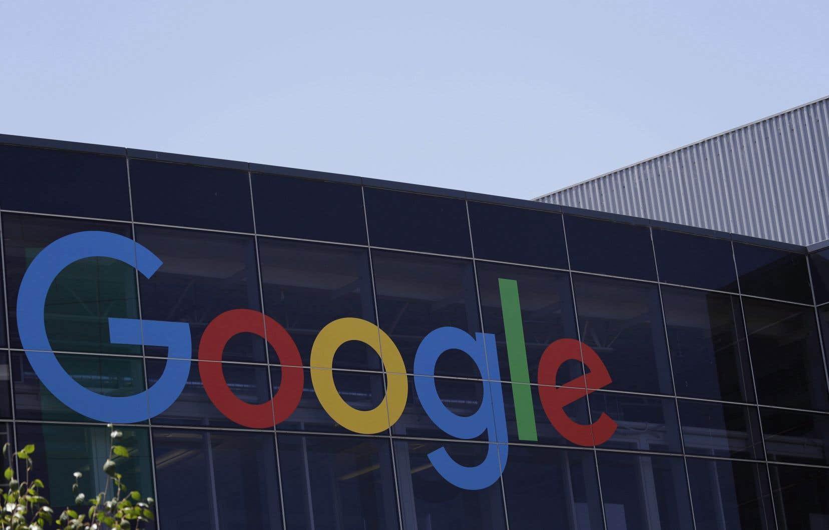 Google a décidé de ne pas diffuser d'annonces partisanes au cours de la prochaine campagne électorale plutôt que de se conformer à une nouvelle loi qui oblige les réseaux sociaux à conserver un registre de publicité en ligne.