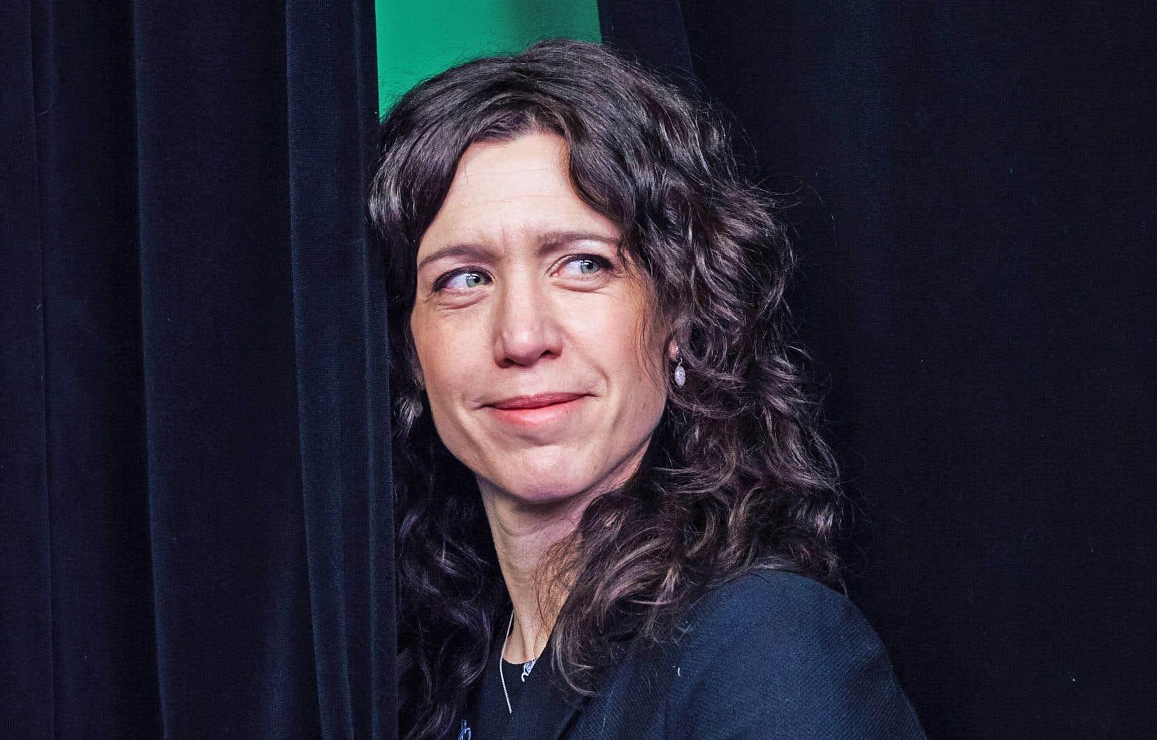 Véronique Pepin est professeure et directrice du Département de santé, kinésiologie et physiologie appliquée de l'Université Concordia.
