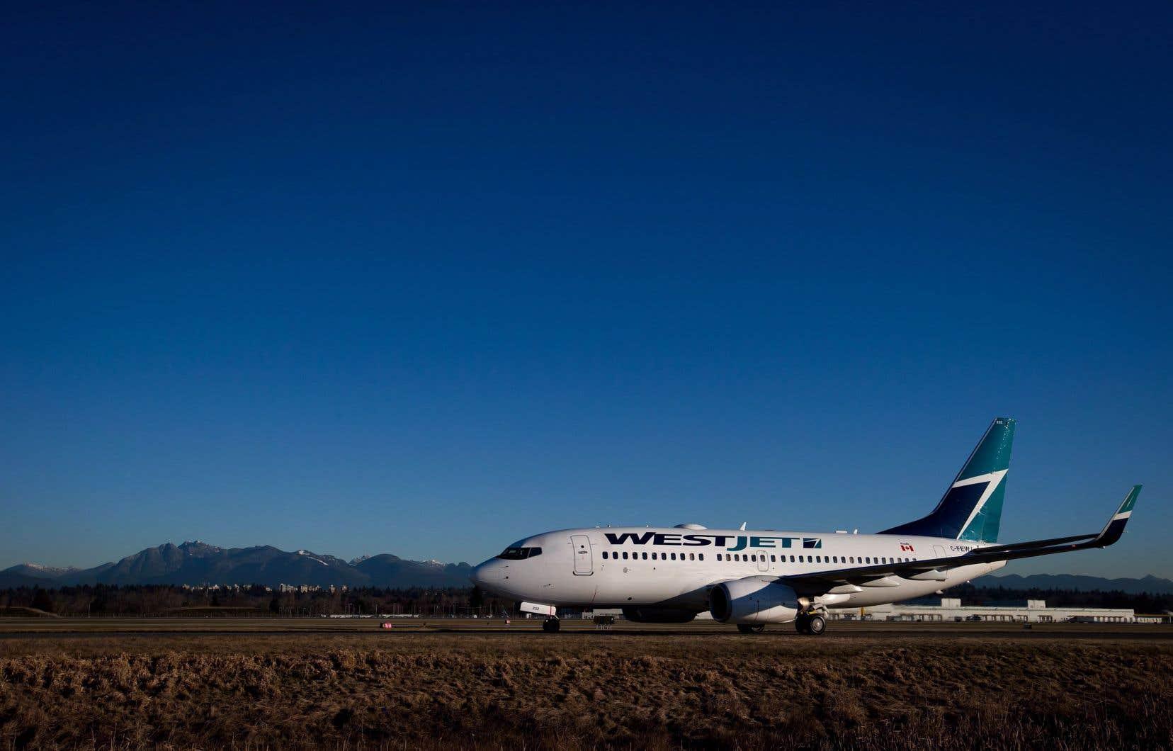 Le fonds d'investissement Onex a conclu une entente pour l'achat du transporteur aérien WestJet.