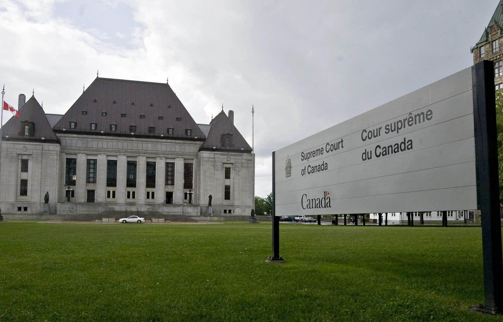 «Le premier ministre s'est engagé à sélectionner le futur juge de la Cour suprême parmi les candidats qui seront sélectionnés par le Comité», a rappelé Mme Sonia LeBel.