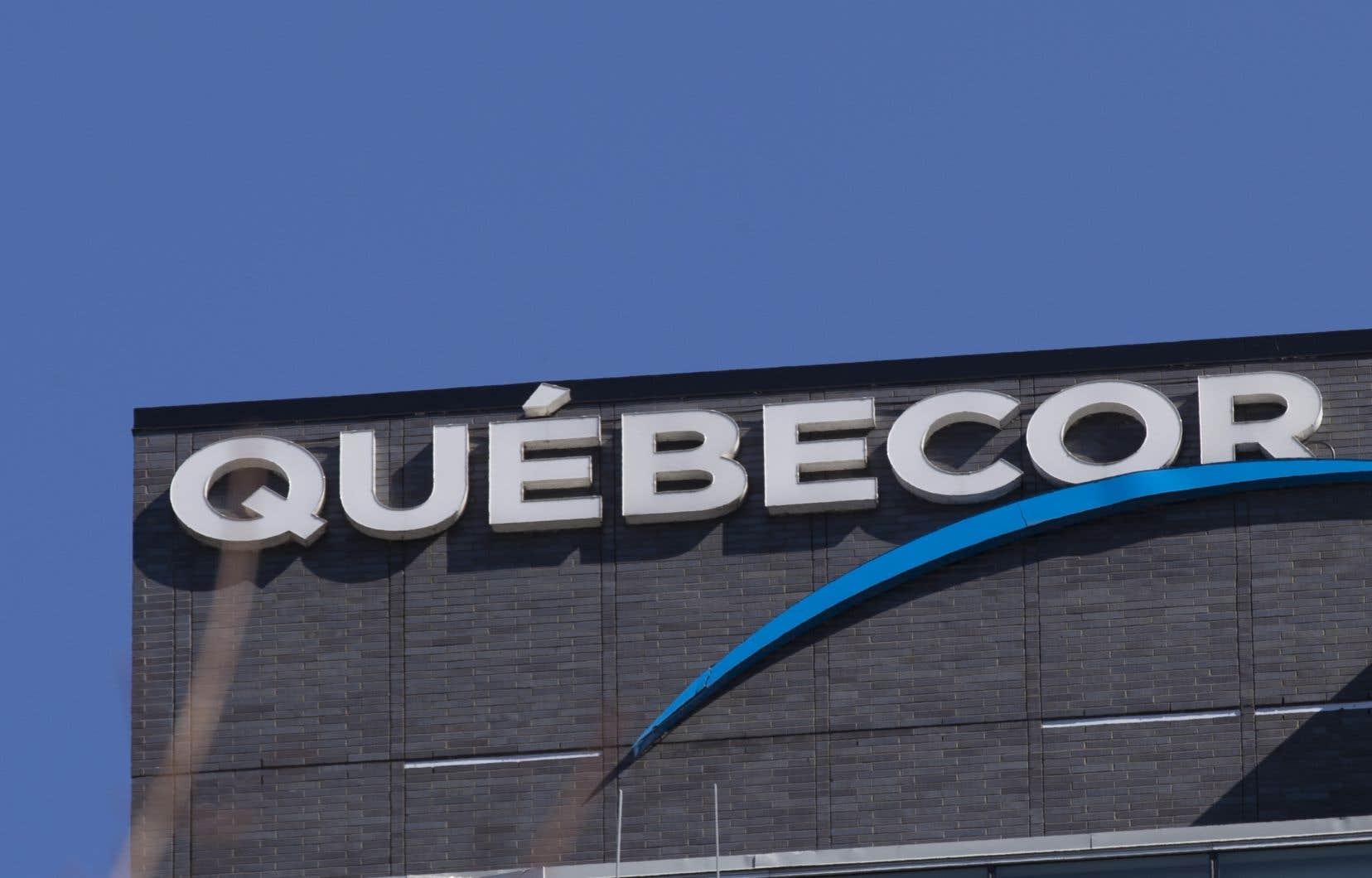 Québecor a congédié quatre personnes mercredi matin de sa division NumeriQ,dédiée à la technologie numérique et compte environ 200 employés.
