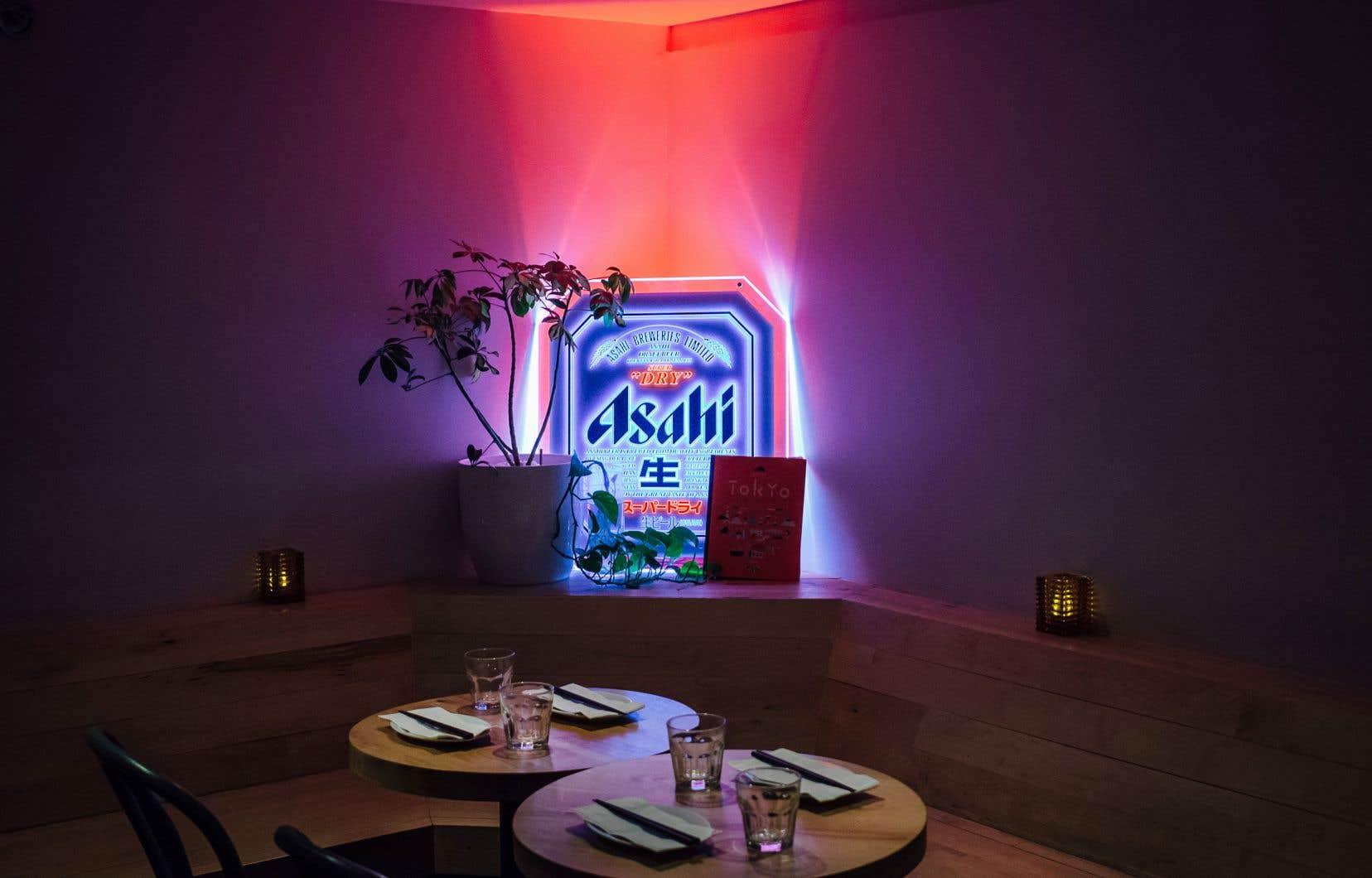 Comme dans deux ou trois restaurants japonais de Montréal où officient de vrais chefs, il est préférable ici de choisir un omakase.