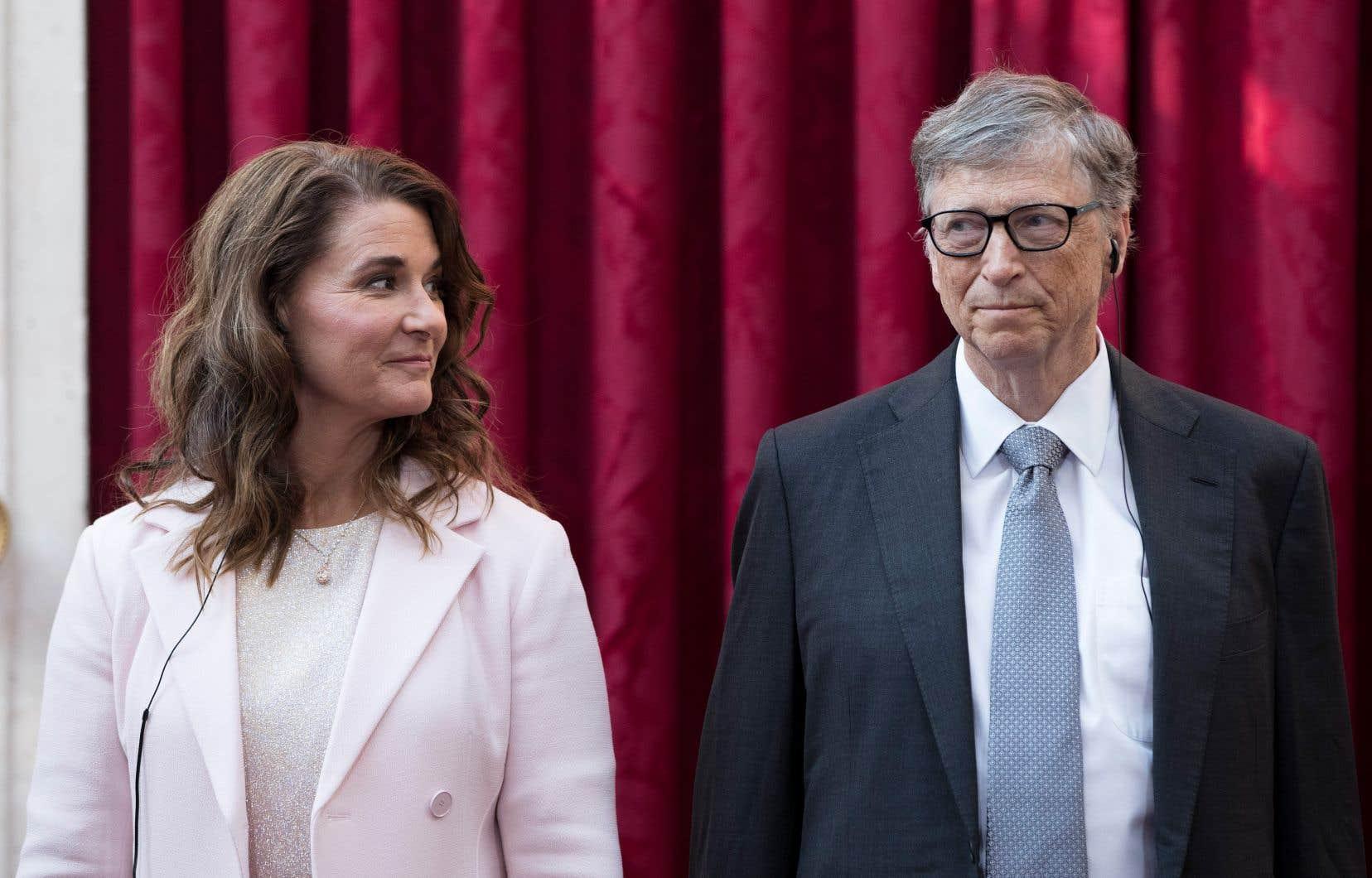 Les «dons» de Melinda et Bill Gates à leur Fondation sont investis dans un fonds opaque géré uniquement par le couple et Warren Buffett.