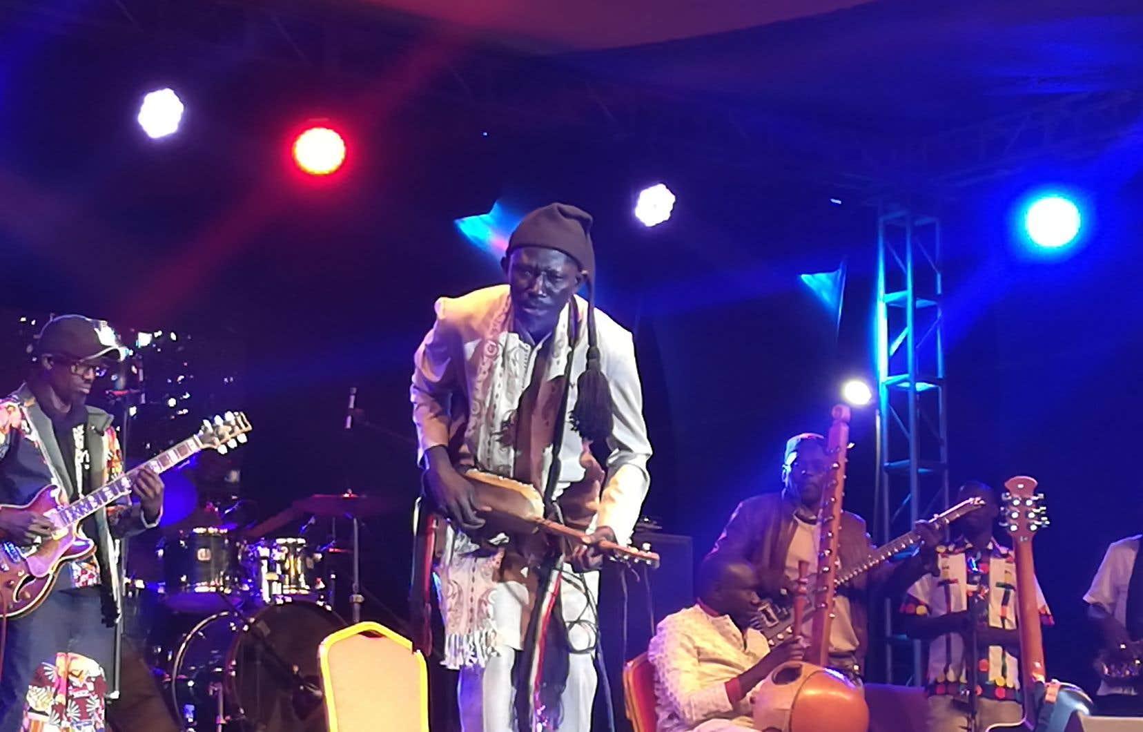 L'Orchestre national de jazz du Sénégal