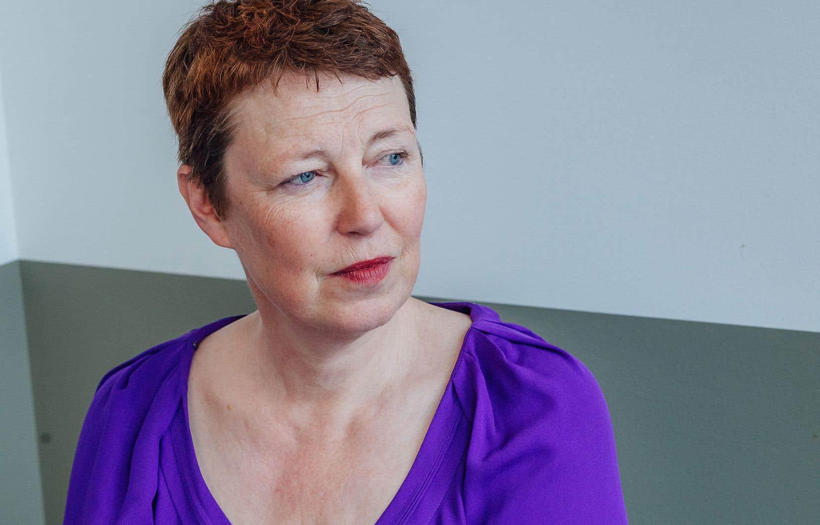 La professeure Christine Bard