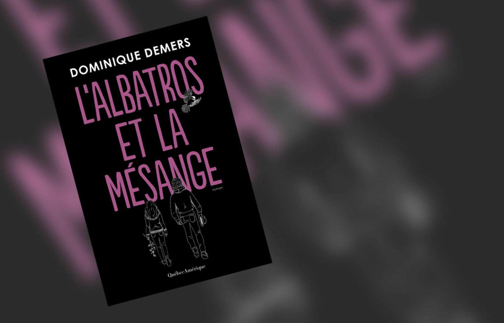 Le nouveau roman de Dominique Demers, «L'albatros et la mésange», présente deux adolescents de 17ans qui, fidèles à ce passage existentiel plus ou moins laborieux, bouillonnent de questionnements sur la vie, la mort, l'amour, les croyances…