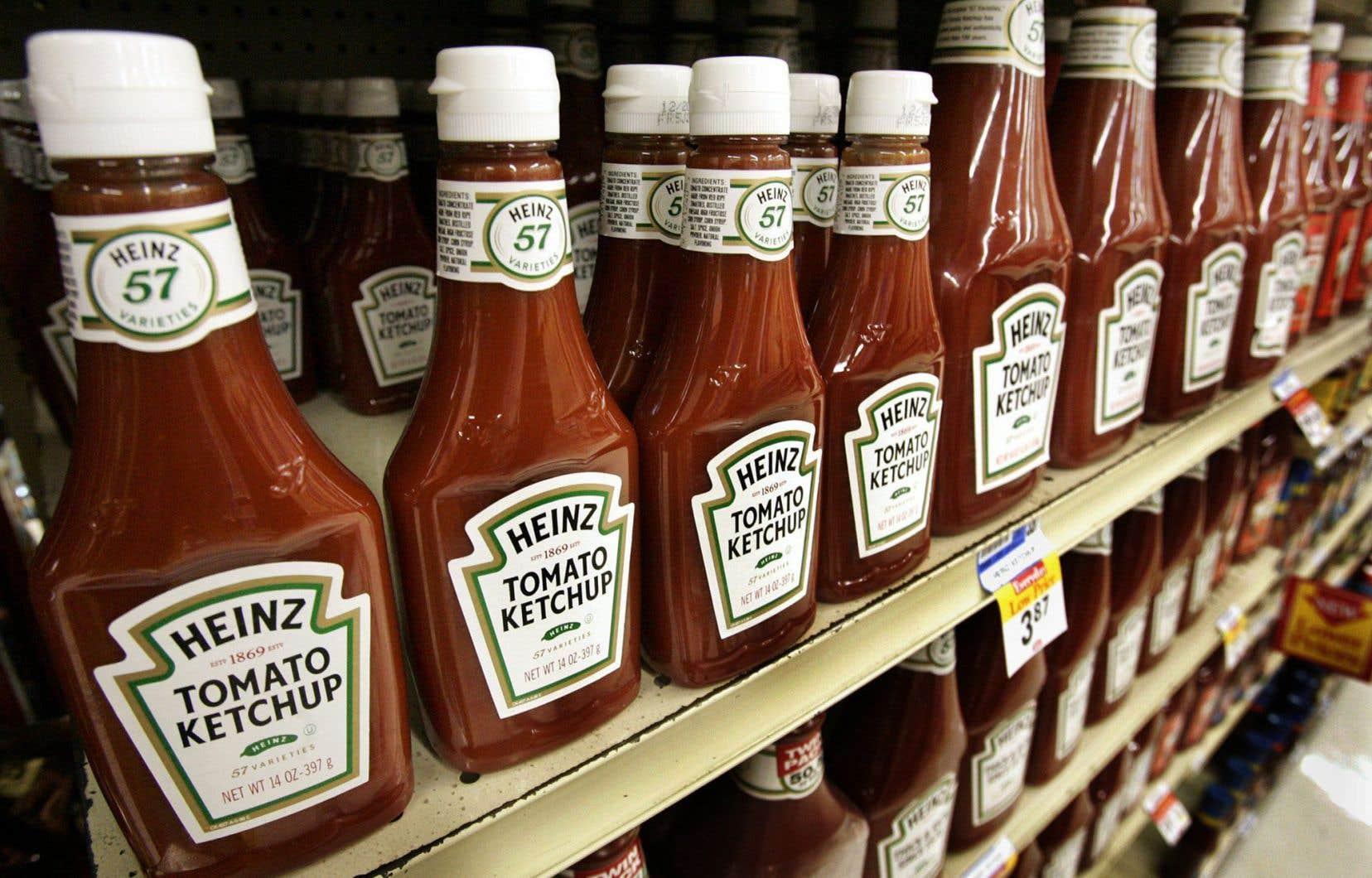 La société Kraft Heinz a reconnu que la traduction du nom de son nouveau produit en langue crie pouvait être embarrassante mais il sera écoulé tant et aussi longtemps qu'il en restera en stock.