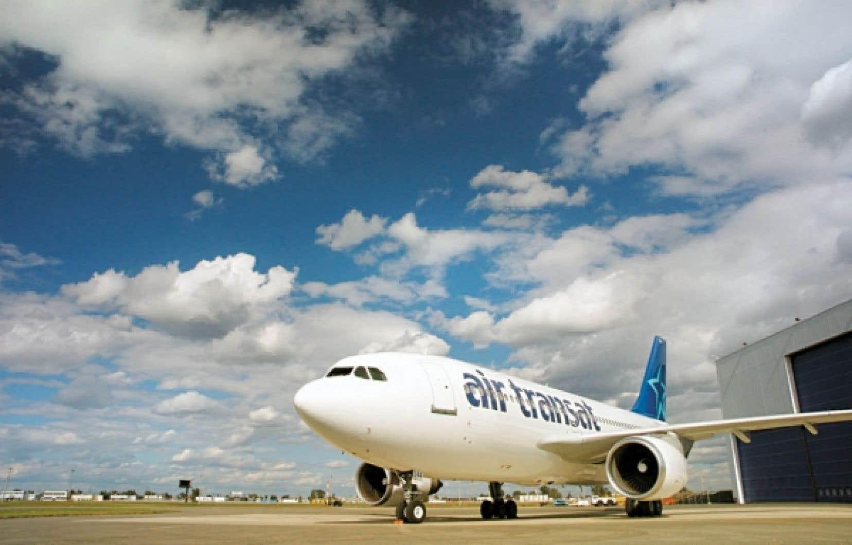 Les pilotes d'Air Transat tentent de s'entendre avec leur employeur depuis le mois de janvier.