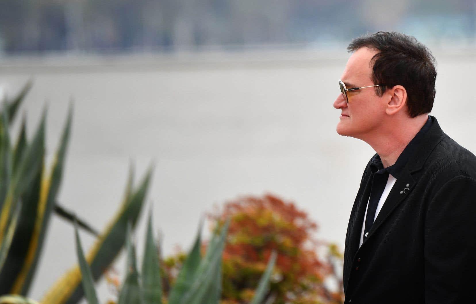 Quentin Tarantinolassure et brandit haut et fort ses convictions.