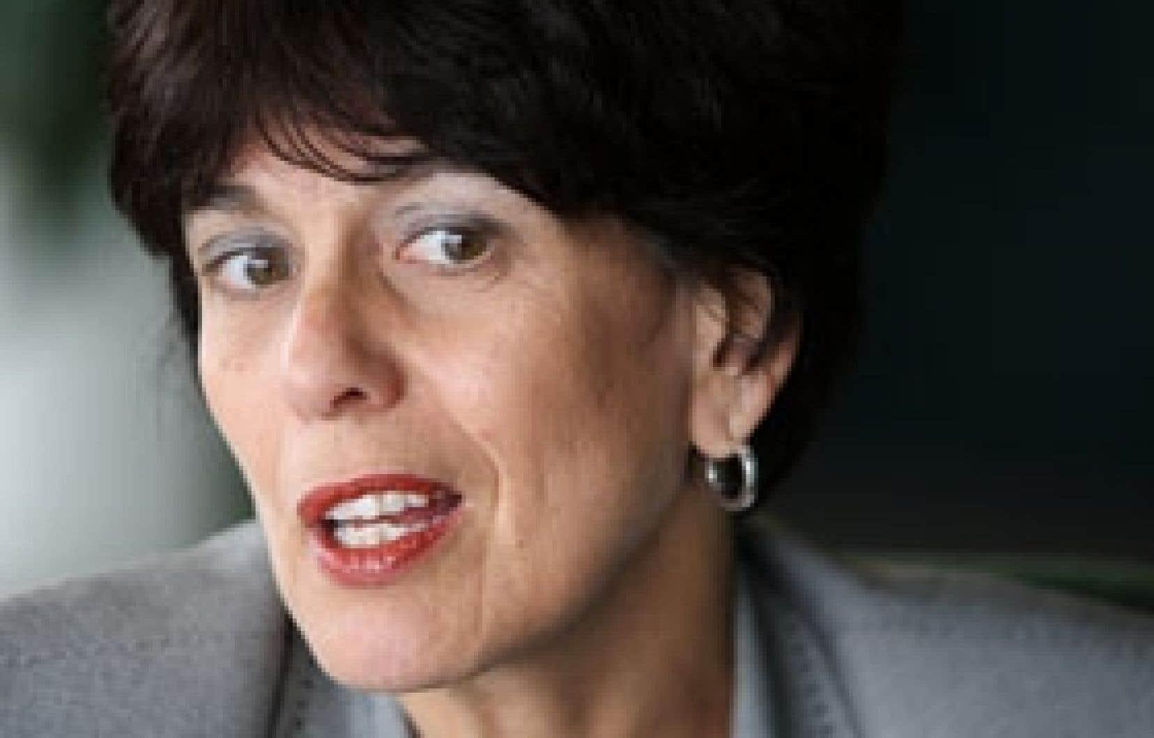 La ministre de l'Éducation, Michelle Courchesne, a annoncé au Devoir sa ferme intention de présenter un projet de loi sur la gouvernance des universités.