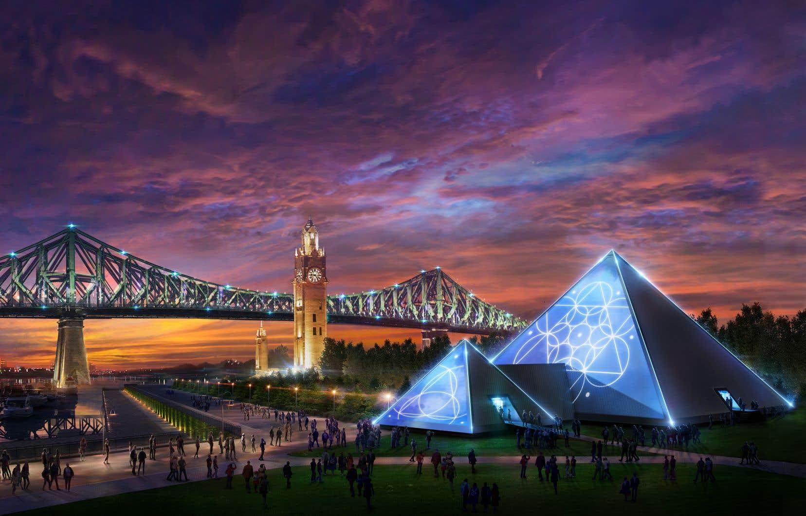 Créée par Lune Rouge Entertainment, la structure est le lieu de naissance d'une nouvelle façon de concevoir le divertissement.