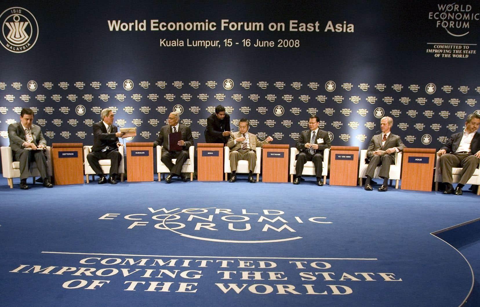 L'Asie du Sud-Est est un lieu de passage multimillénaire. Et jamais n'a-t-elle autant joué son rôle d'«échangeur» que maintenant.
