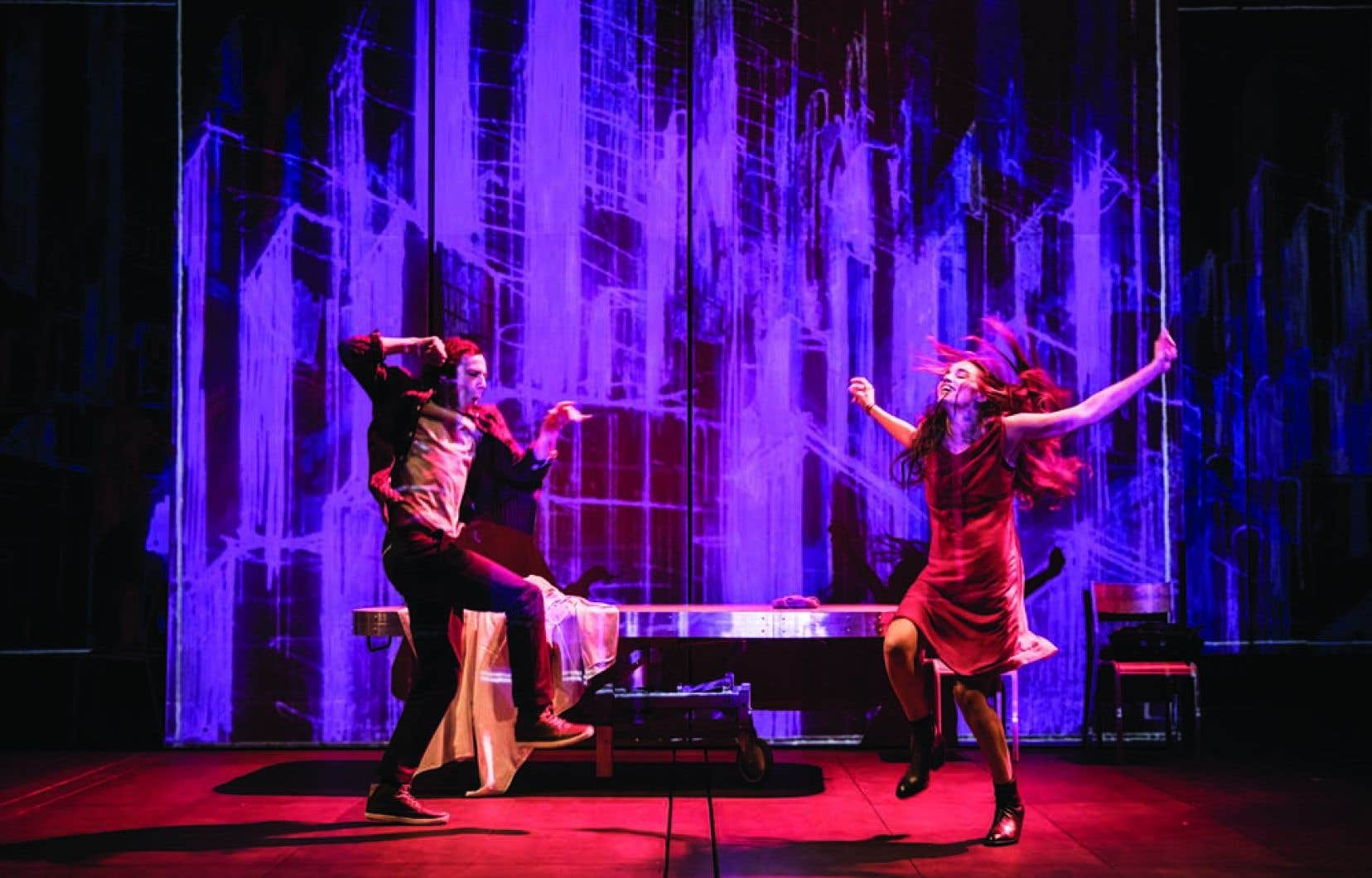 <em>Tous des oiseaux</em> est au théâtre Jean-Duceppe jusqu'au 27 mai. Et le 3 juin au Grand Théâtre de Québec.