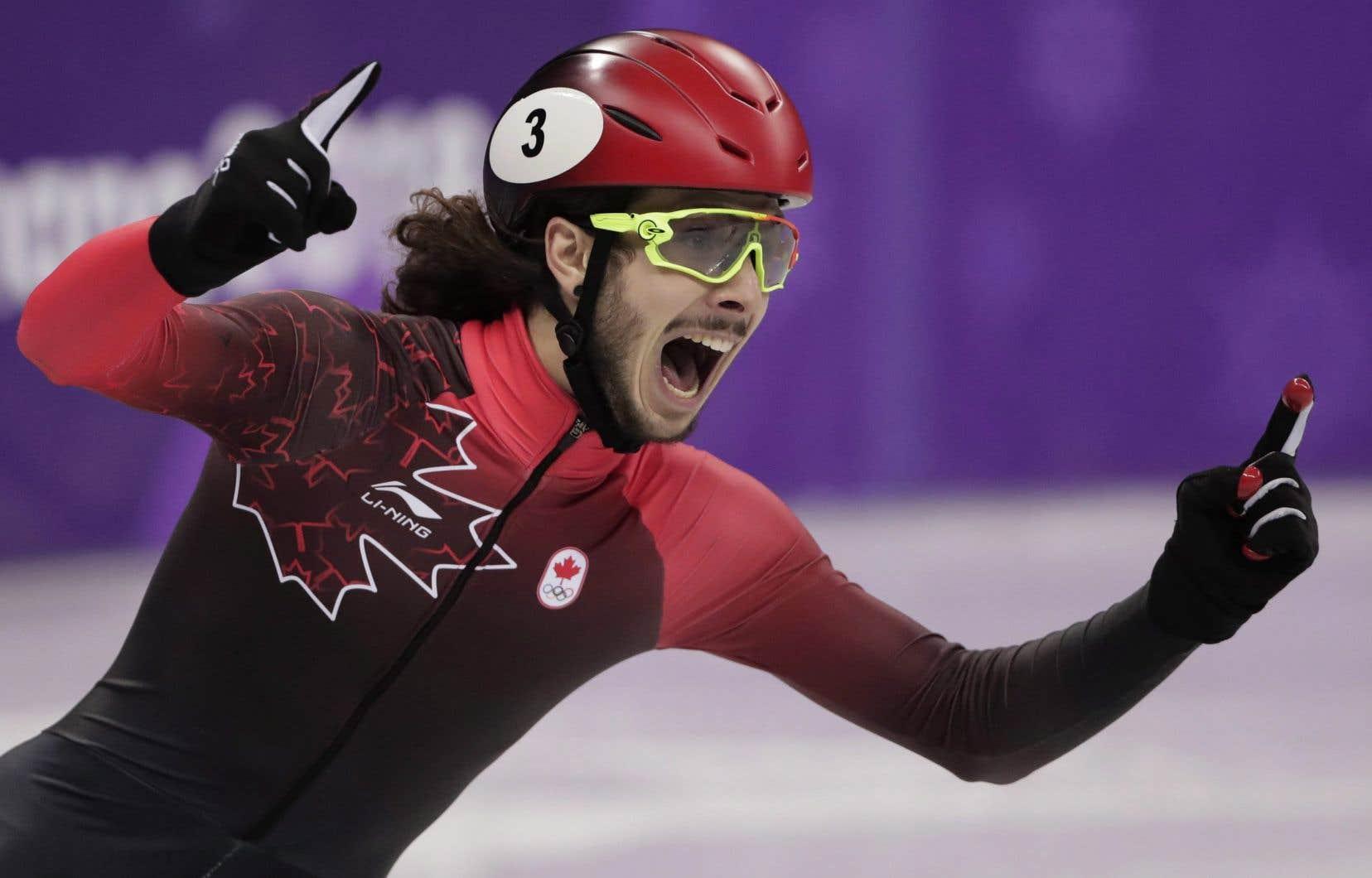 À 22ans seulement, Girard était perçu comme l'un des piliers de l'équipe canadienne. À ses premiers Jeux olympiques, à Pyeongchang, il avait remporté la première médaille d'or de l'histoire du Canada au 1000m.