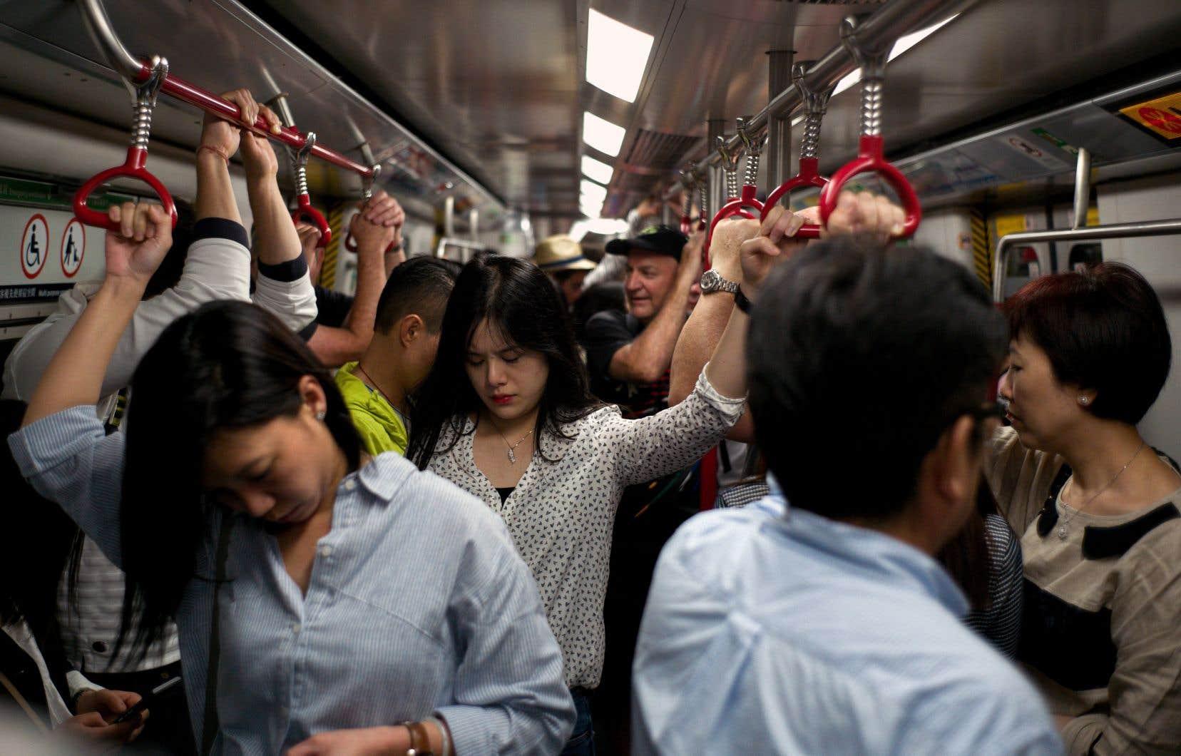 En plus de ses profits de 1,9 milliard de dollars en 2018, le Mass Transit Railway se targue d'être extrêmement efficace.