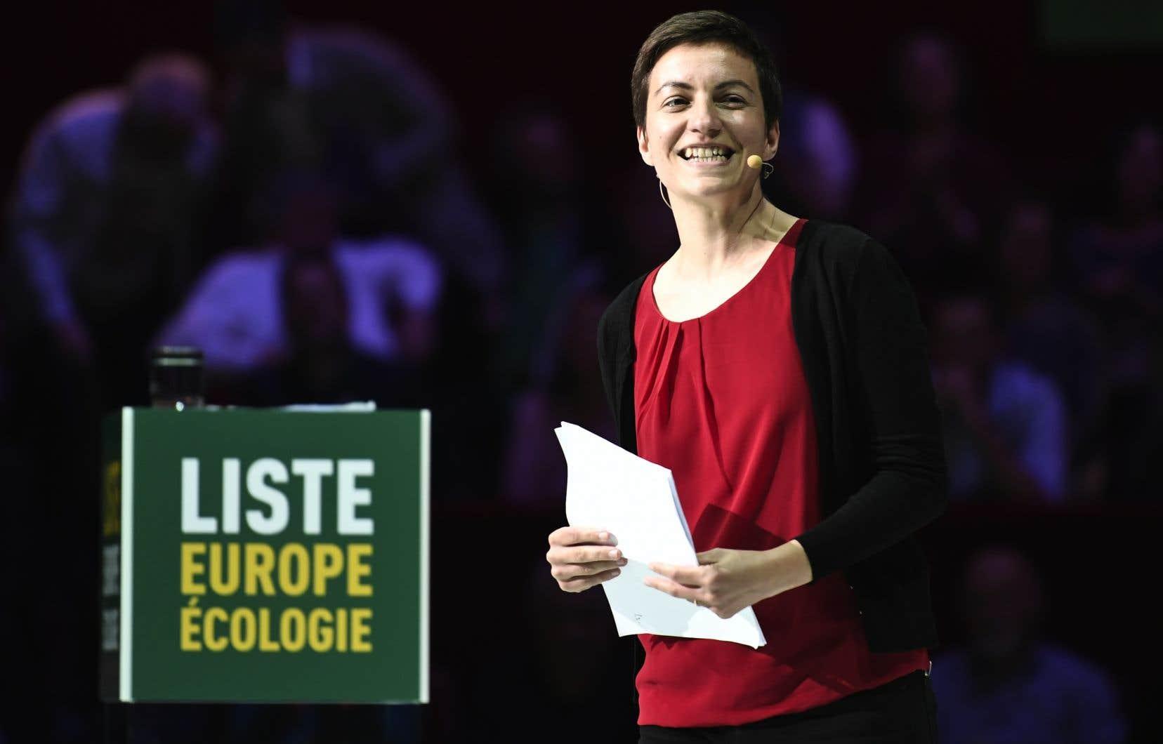 La chef de file des Verts européens, Ska Keller
