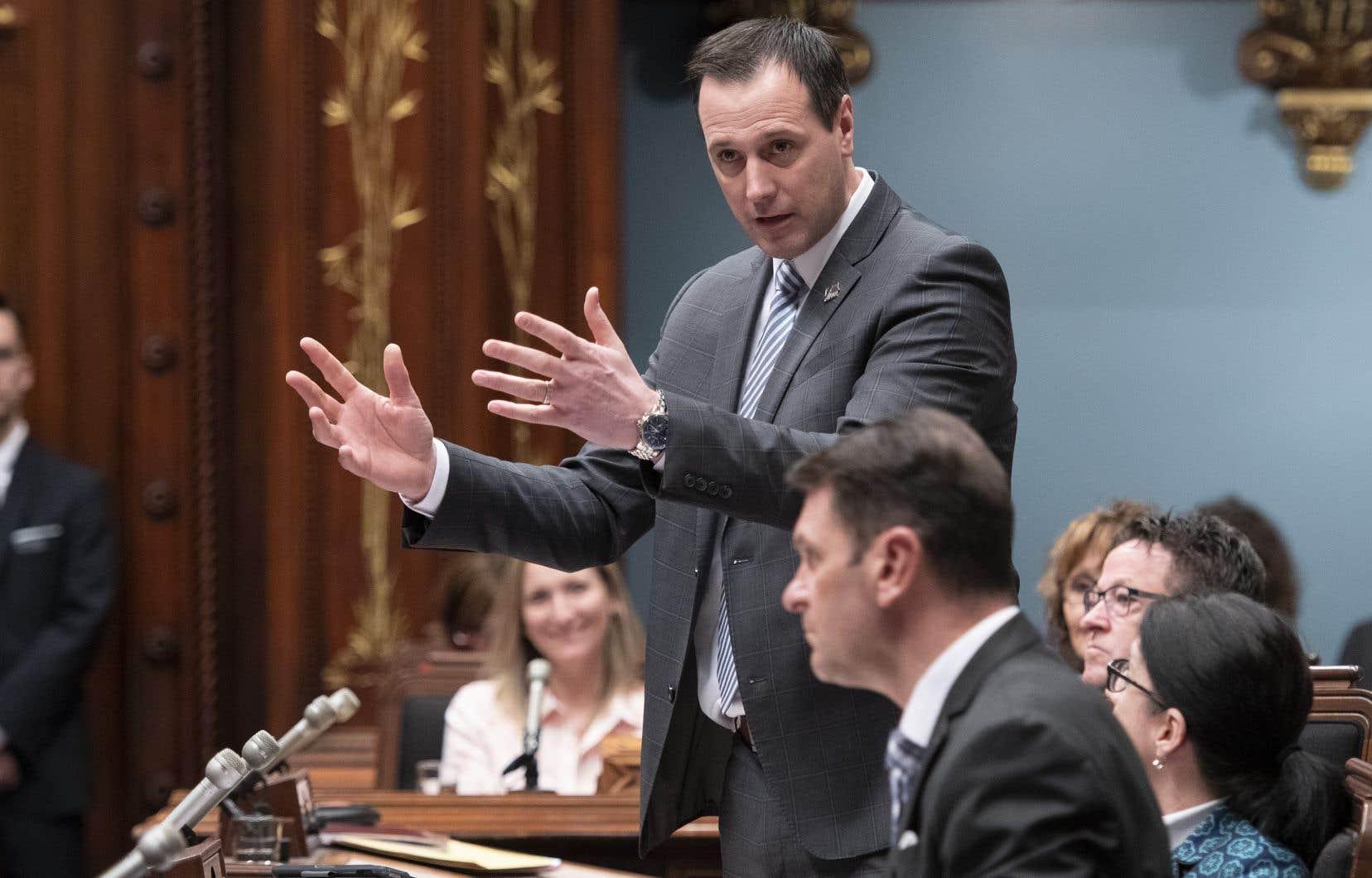 La CSDM avait écrit en mars au ministre de l'Éducation, Jean-François Roberge,pour lui signaler que la sécurité des élèves était «fortement compromise».