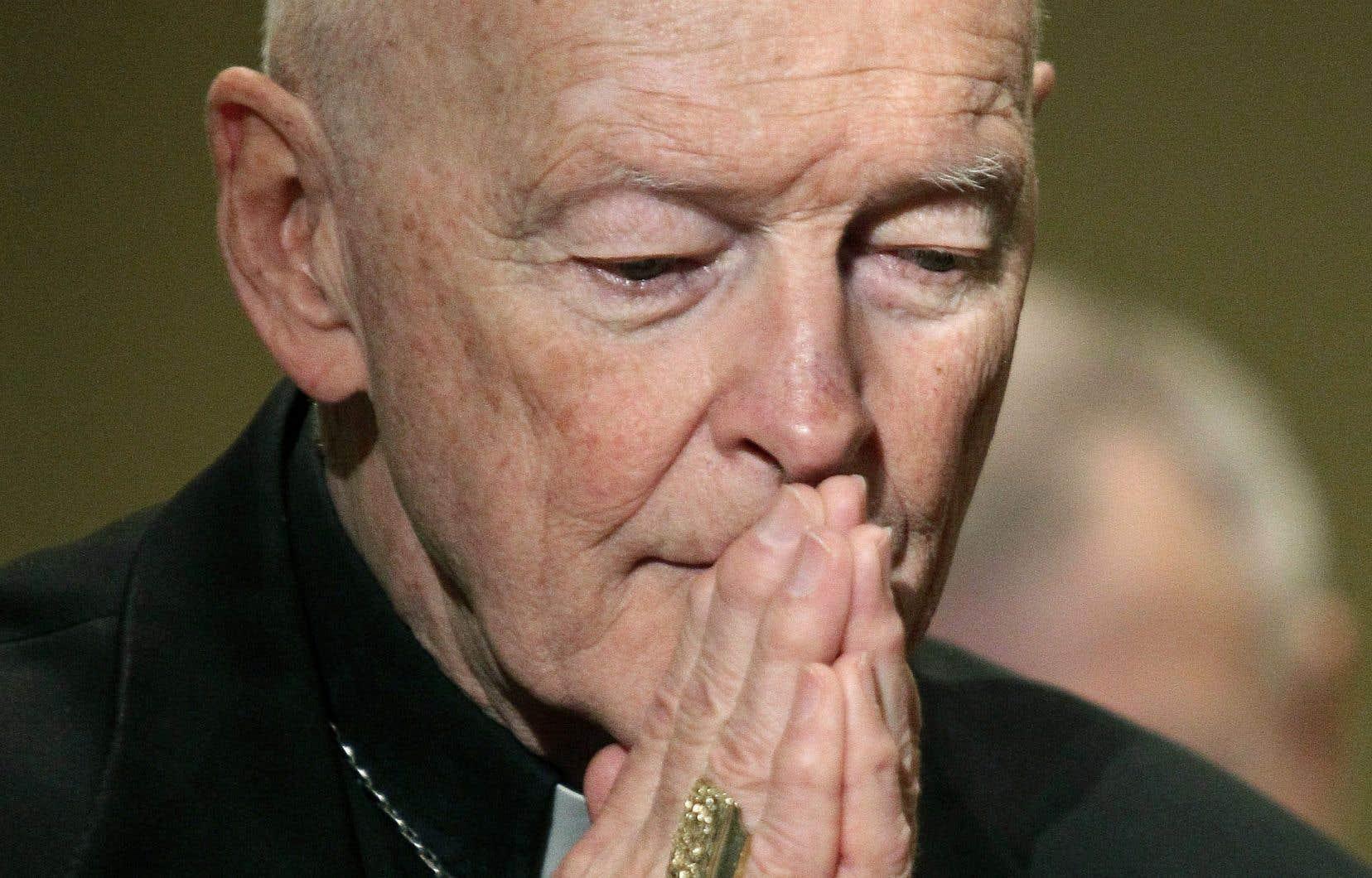 Le scandale McCarrick a provoqué une crise de confiance envers la hiérarchie catholique aux États-Unis et au Vatican, puisqu'il s'agissait d'un secret de polichinelle.