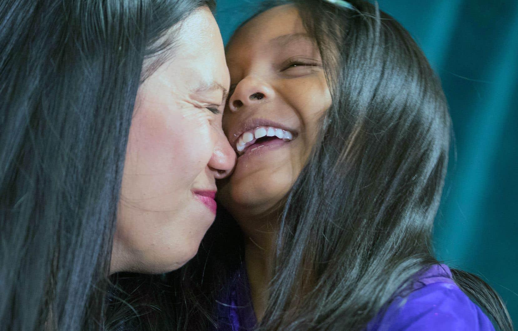 Vanessa Rodel et sa fille souhaitent que le Canada offre l'asile aux autres «anges gardiens» de Snowden.