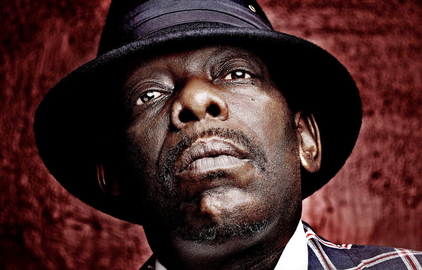 Le guitariste et organiste de blues Lucky Peterson est devenu et reste ce qu'on appelle une bête de scène.