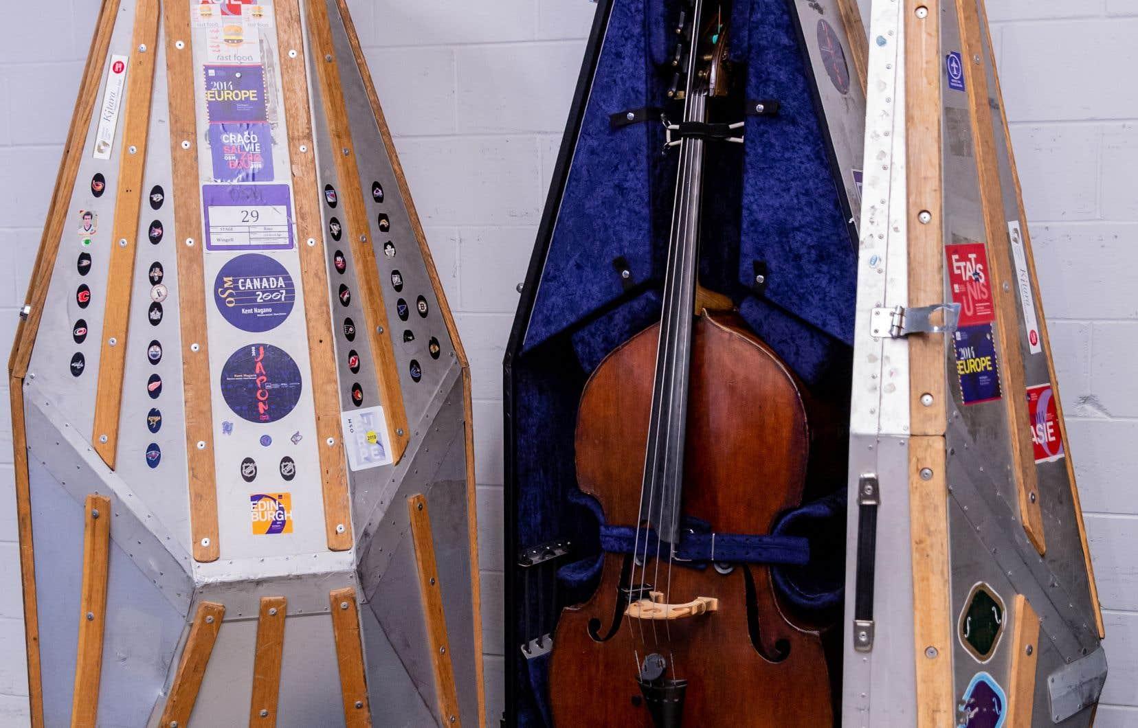 Aux yeux de la Fédération canadienne des musiciens (FCM),le gouvernement fédéral a effectué «une percée majeure» dans la nouvelle version du Règlement sur la protection des passagers aériens une clause forçant les transporteurs d'ici à accepter les instruments de musique en vol.