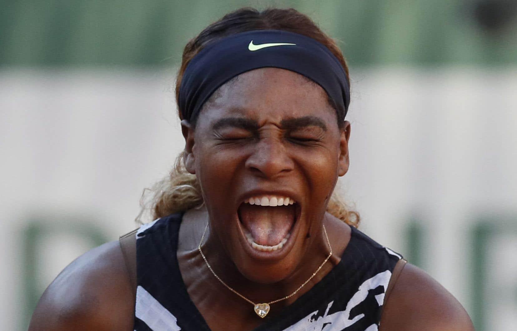 La dernière fois que Williams avait été éliminée aussi rapidement dans un tournoi du Grand Chelem, c'était en 2014, au deuxième tour à Roland Garros.