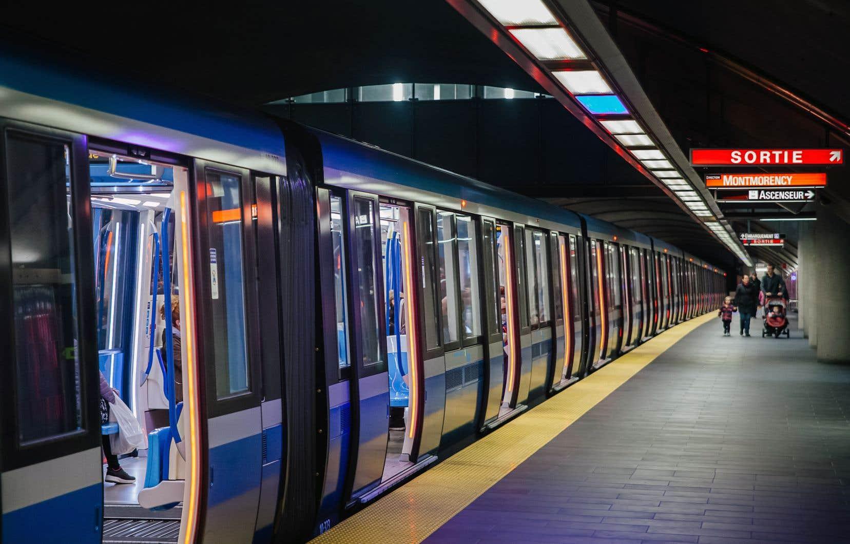 En 2018, la STM a commencé à enregistrer certaines journées où il y a eu plus d'un million d'entrants dans le métro, avec un total annuel s'élevant à plus de 270millions (une hausse de 4%, par rapport à l'année précédente).