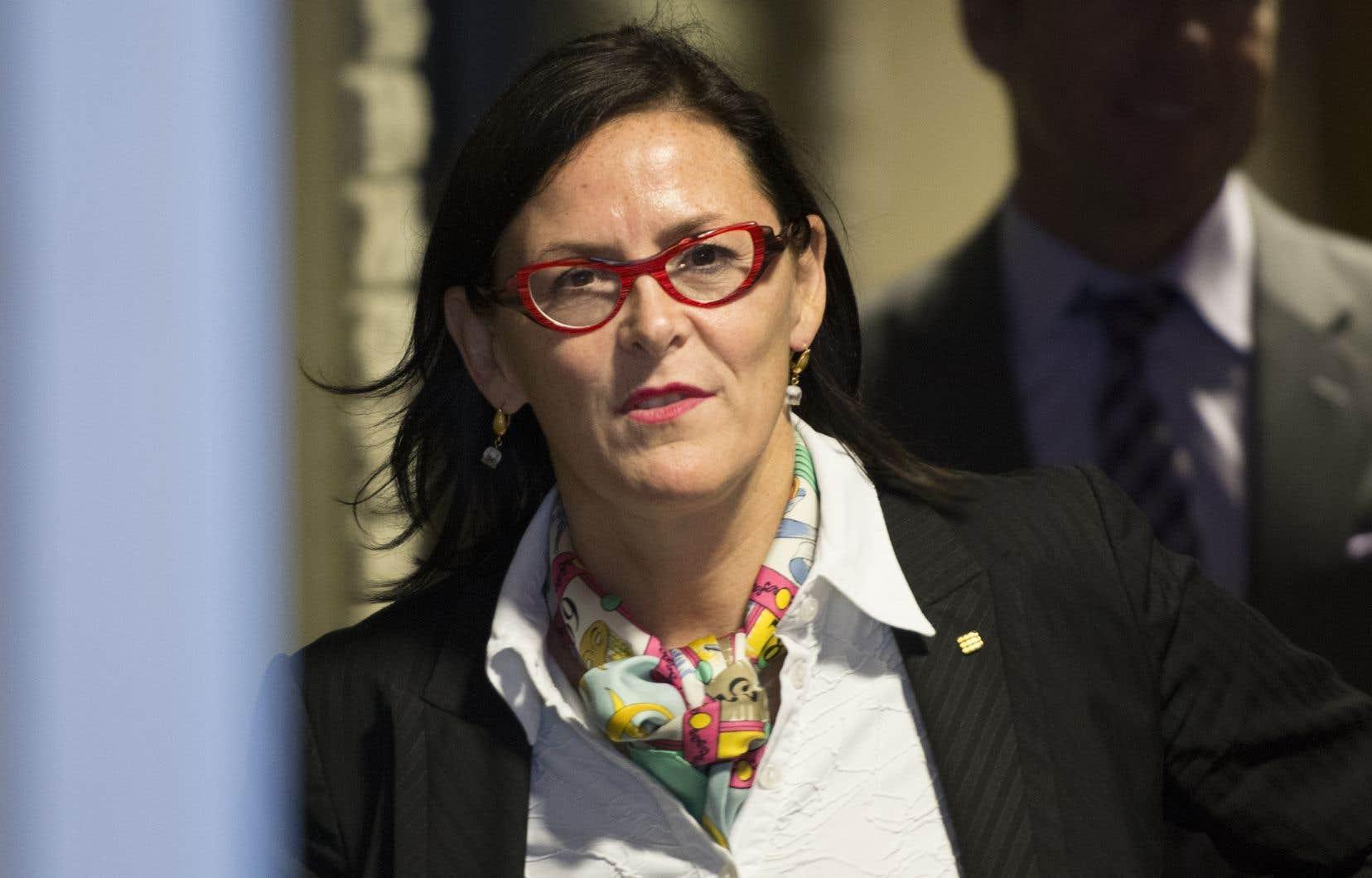 La présidente de la Fédération des médecins spécialistes du Québec, Diane Francoeur, croit que la province n'est pas à l'abri des discours haineux qui poussent certains médecins québécois pratiquant des avortements à cesser de le faire.