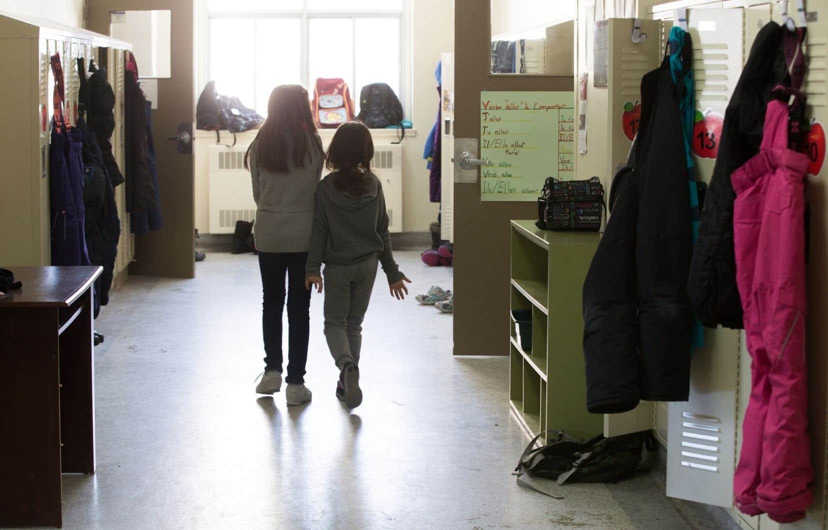 Sur les 225000 élèves considérés vulnérables au Québec,150000 ne décrocheront pas leur premier diplômesi rien n'est fait, selon le ministre Jean-François Roberge.