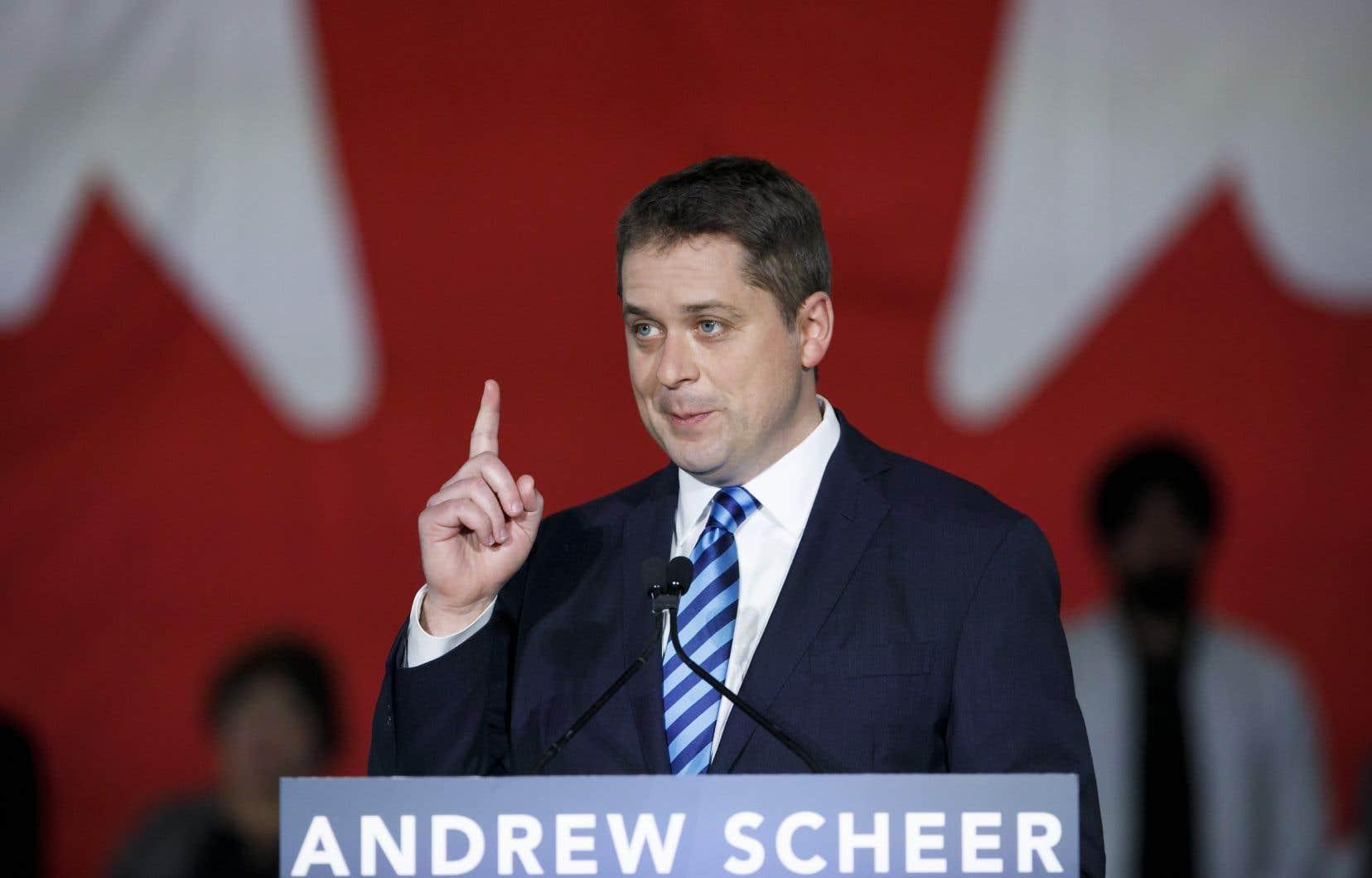 Outre le pétrole de l'ouest, le projet decorridor énergétique d'Andrew Scheerpourrait aussi permettre l'exportation d'hydroélectricité.