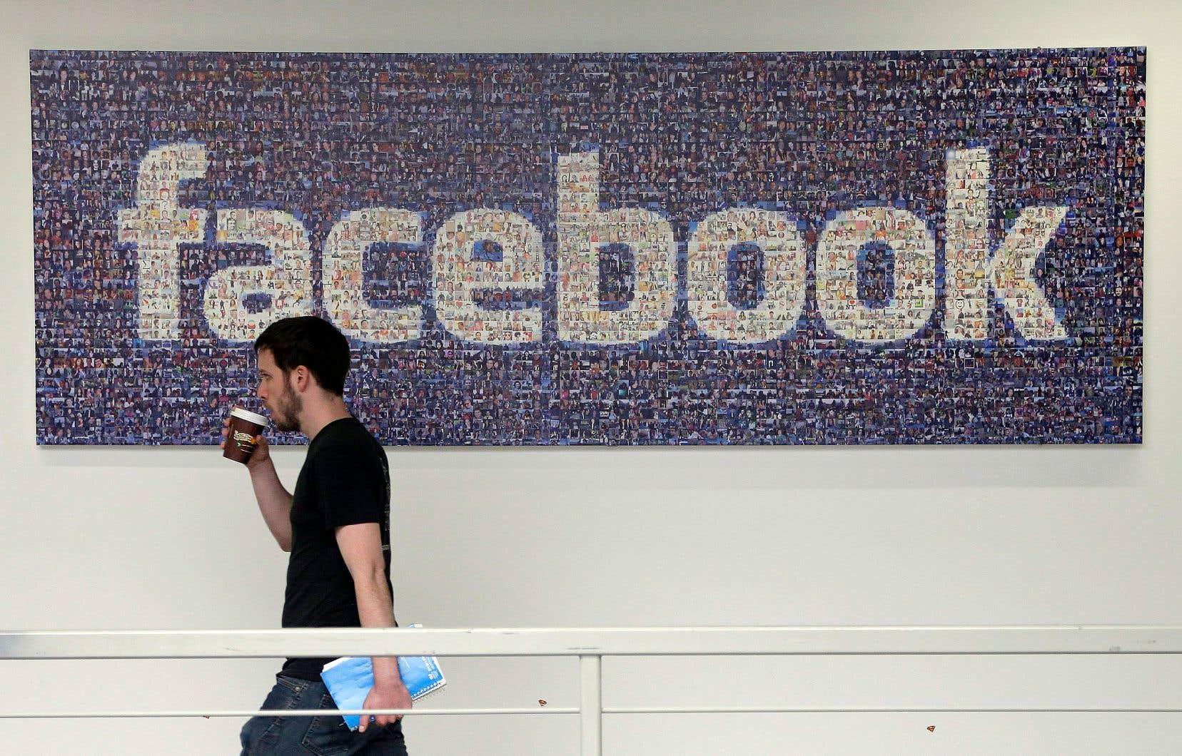Selon le cabinet eMarketer, Facebook et Google vont s'arroger cette année près de 60% des revenus liés à la publicité numérique.