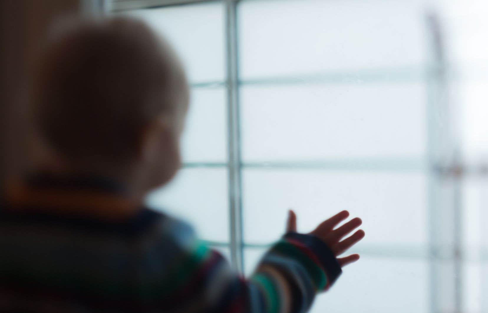 Le nombre d'enfants sur la liste d'attente de la DPJ de Montréal a atteint un record de 330 cette semaine.