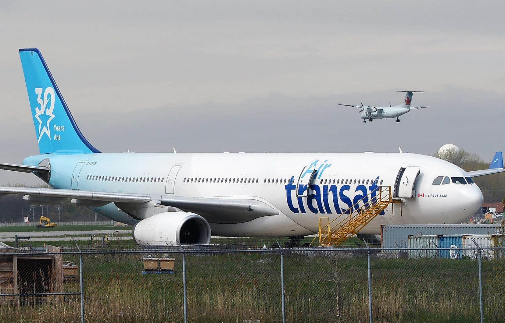 Groupe Mach n'a pas attendu l'expiration de la période d'exclusivité de 30 jours accordée à Air Canada pour se manifester.