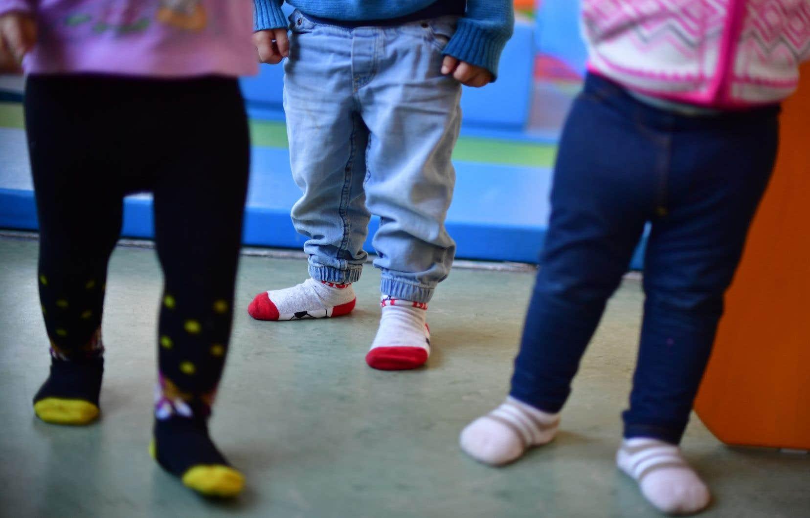 Les garderies vont transmettre à la commission scolaire les rapports d'évaluation de tous les enfants de 4ans qui étaient sous leur responsabilité.