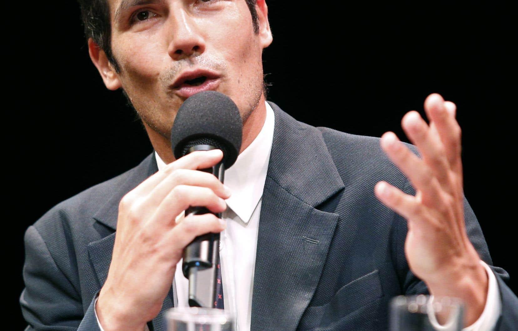 Mathieu Gallet, vient de mettre sur les rails Majelan, une plateforme de balados.