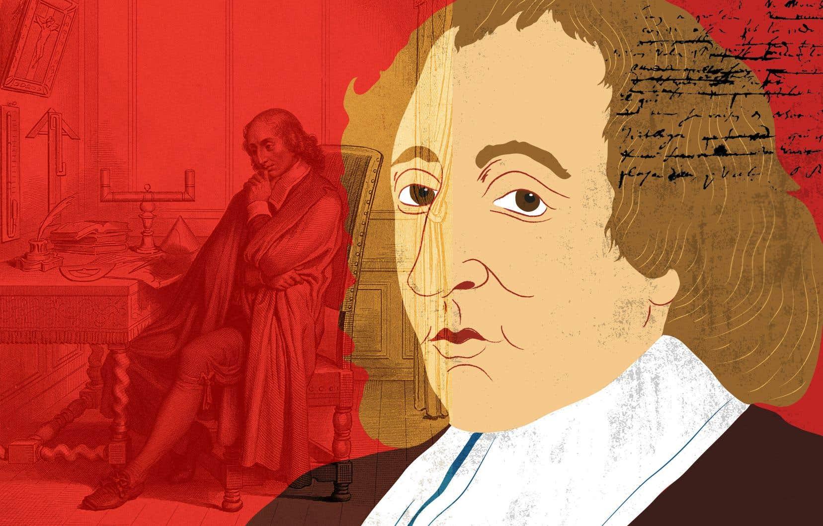 Pour Blaise Pascal, les êtres humains sont habités par un instinct qui les pousse à chercher le divertissement «du dehors». Bien qu'ils aspirent au repos, celui-ci leur devient toutefois rapidement insupportable dès qu'ils en sont imprégnés. Rongés par l'ennui, ils s'agitent, se mettent à courir après de vains objectifs pour ne pas s'adonner à une réflexion sur leur condition humaine.