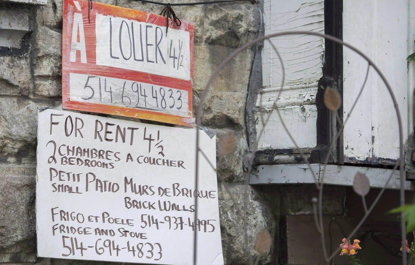 Au cours des derniers mois, la Ville de Montréal amis en place un plan de rénovation des immeubles vieillissants et promis la création de 12000 logements sociaux et abordables d'ici 2021.