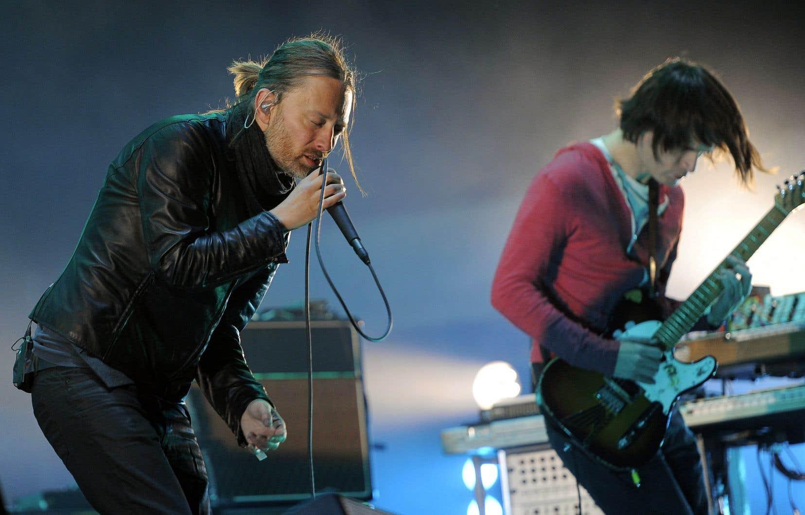 Au lieu de payer une rançon, Radiohead adécidé de rendre la musique disponible au profit du groupe environnementaliste Extinction Rebellion.