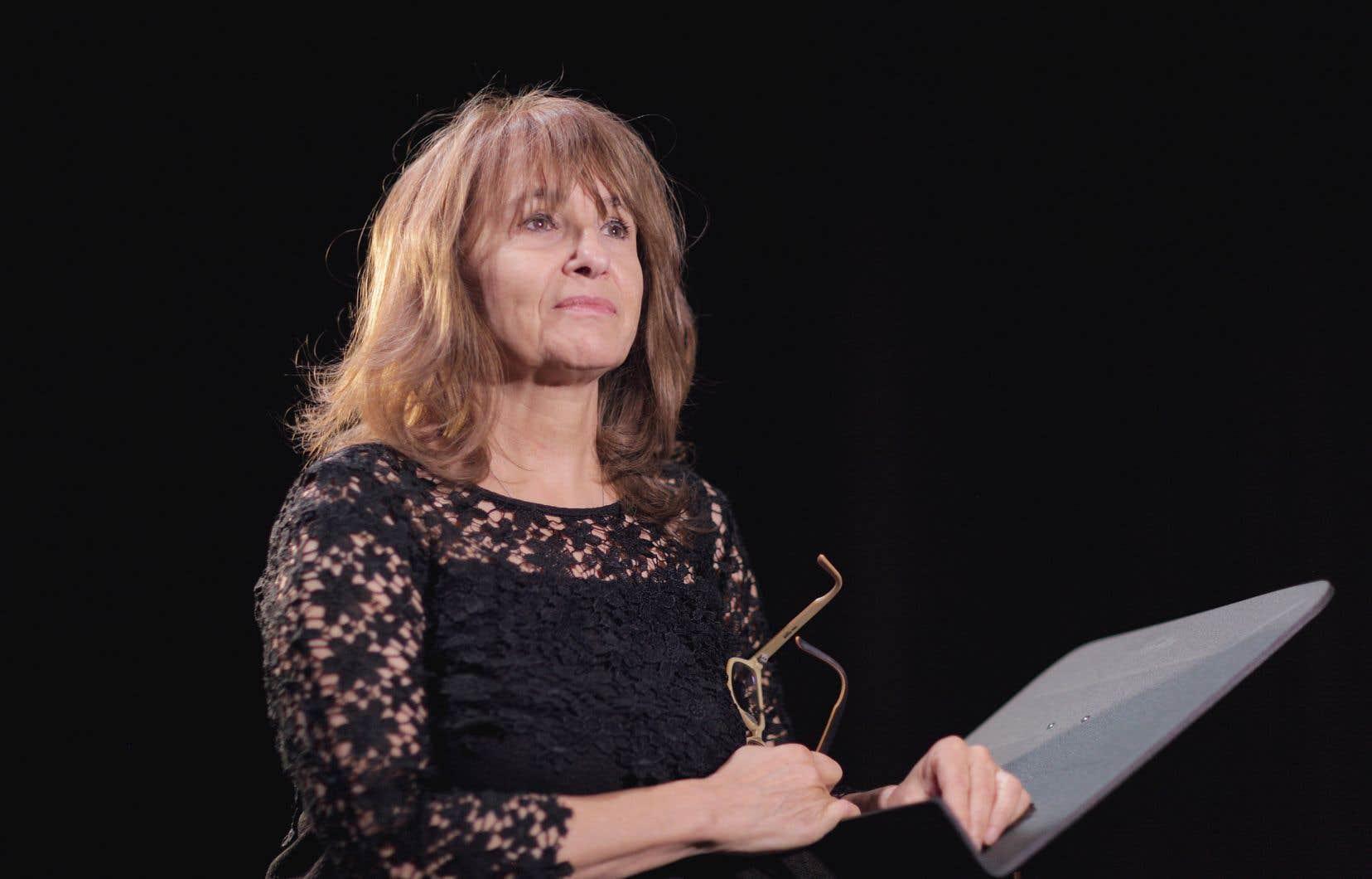 Carmen Jolin,directrice artistique et générale du théâtre Prospero