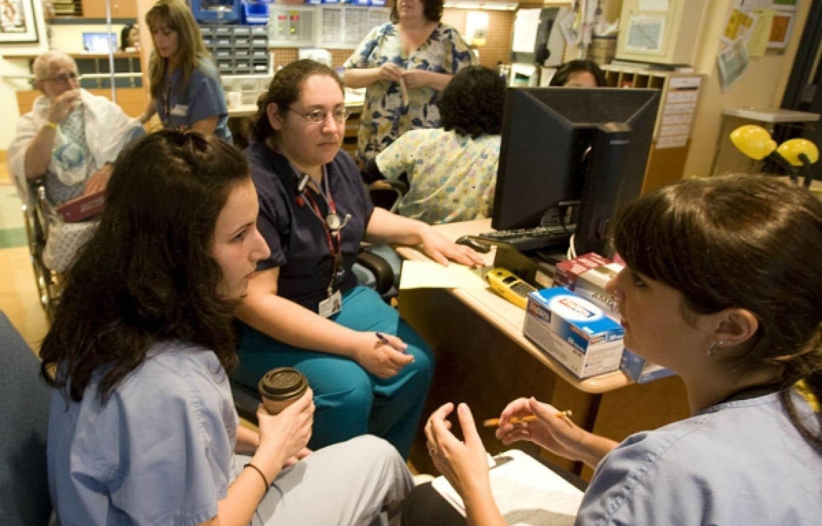 Dans les hôpitaux magnétiques, la gestion est décentralisée, le dialogue est érigé en système et le patient est placé au centre de toutes les décisions.