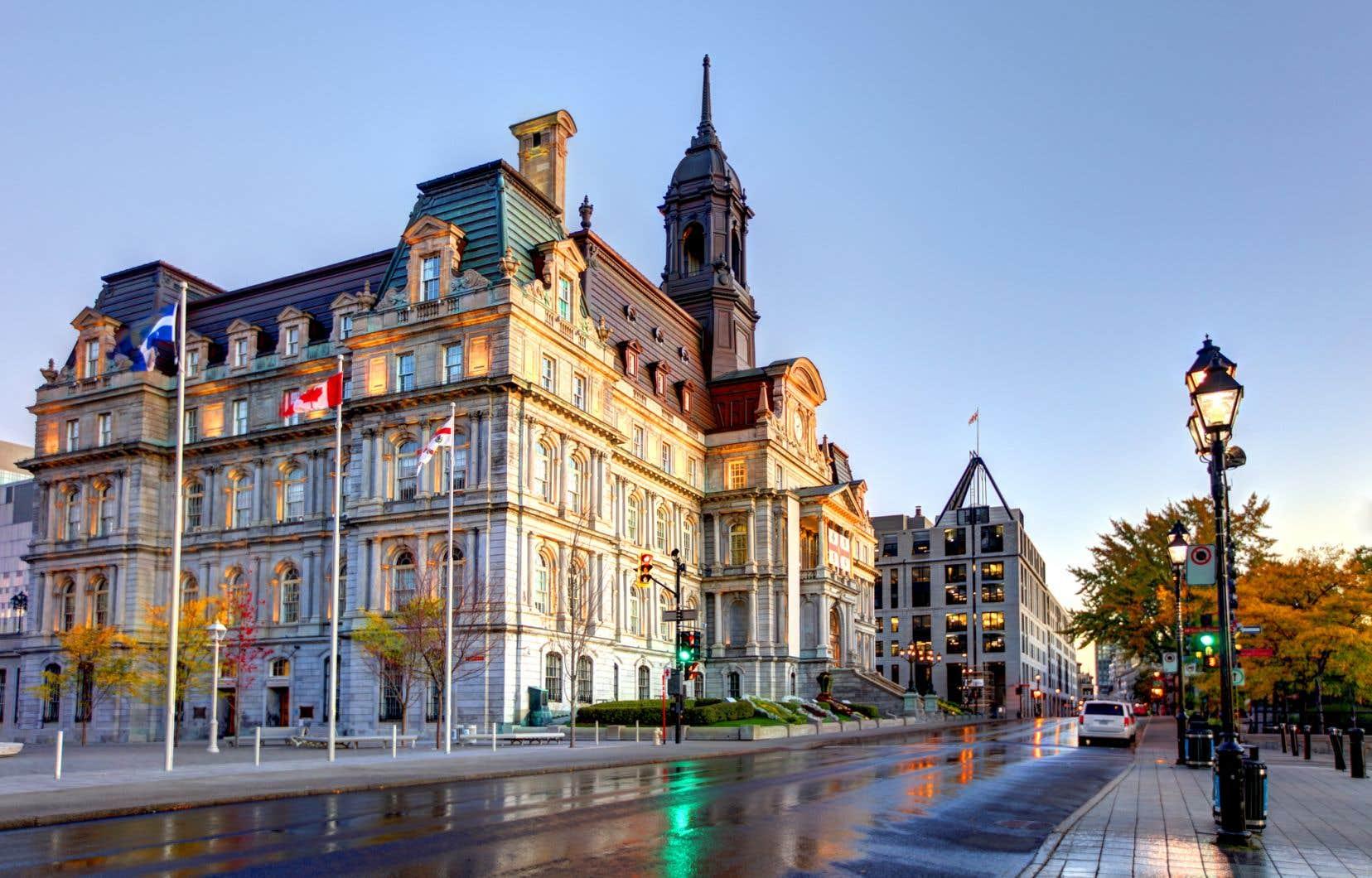 La Ville de Montréal possède plus de 1500 bâtiments dont la sécurité préoccupe la vérificatrice générale.