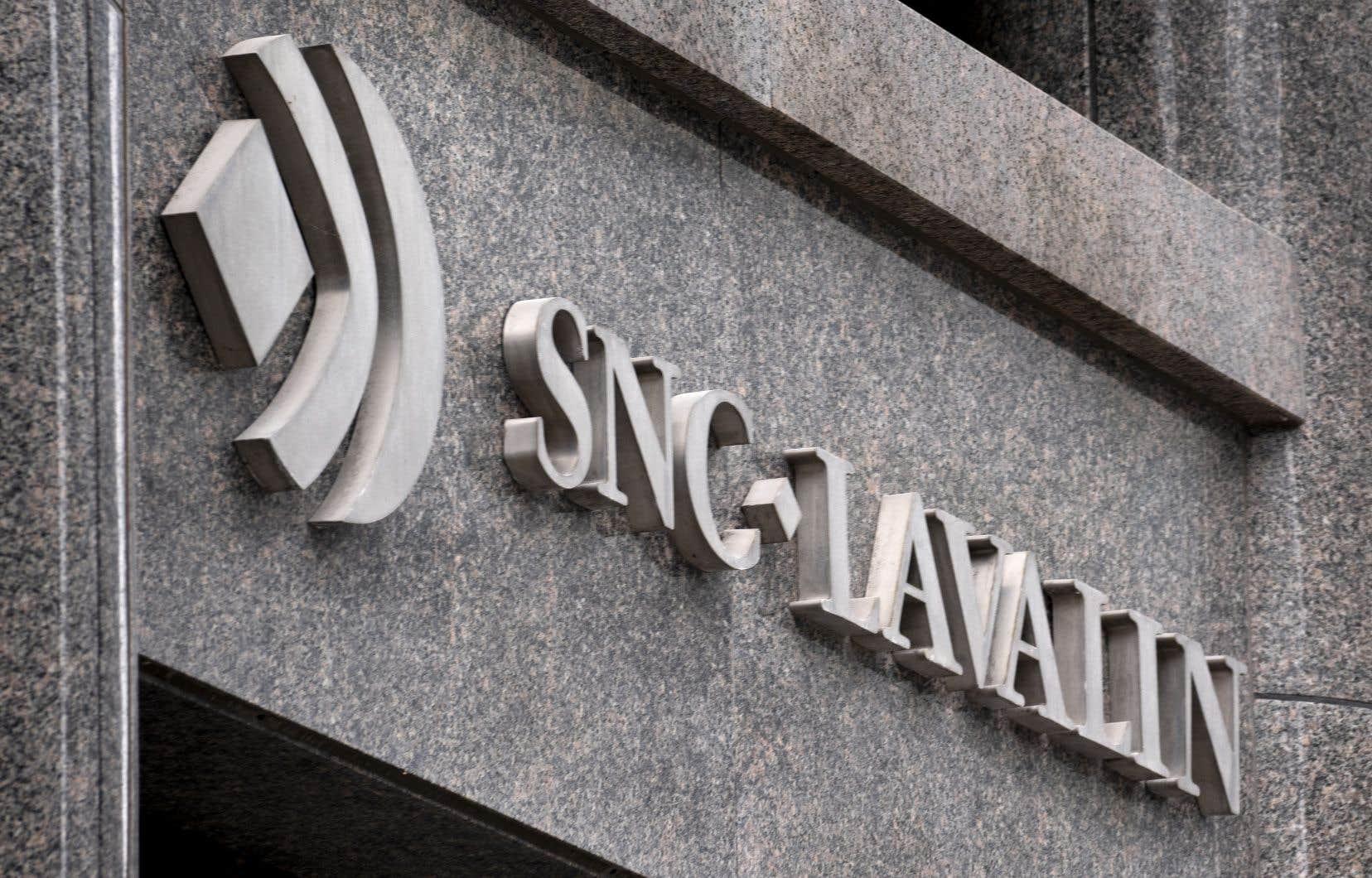 L'entreprise fait face à un procès pour corruption au Canada.